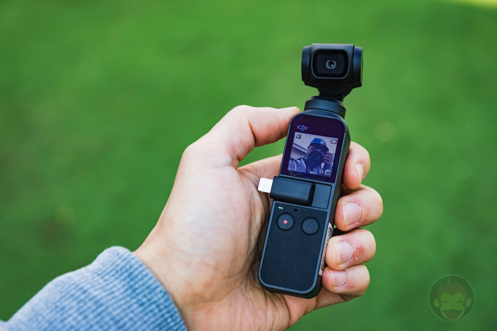 DJI Osmo Pocket Hands On 01