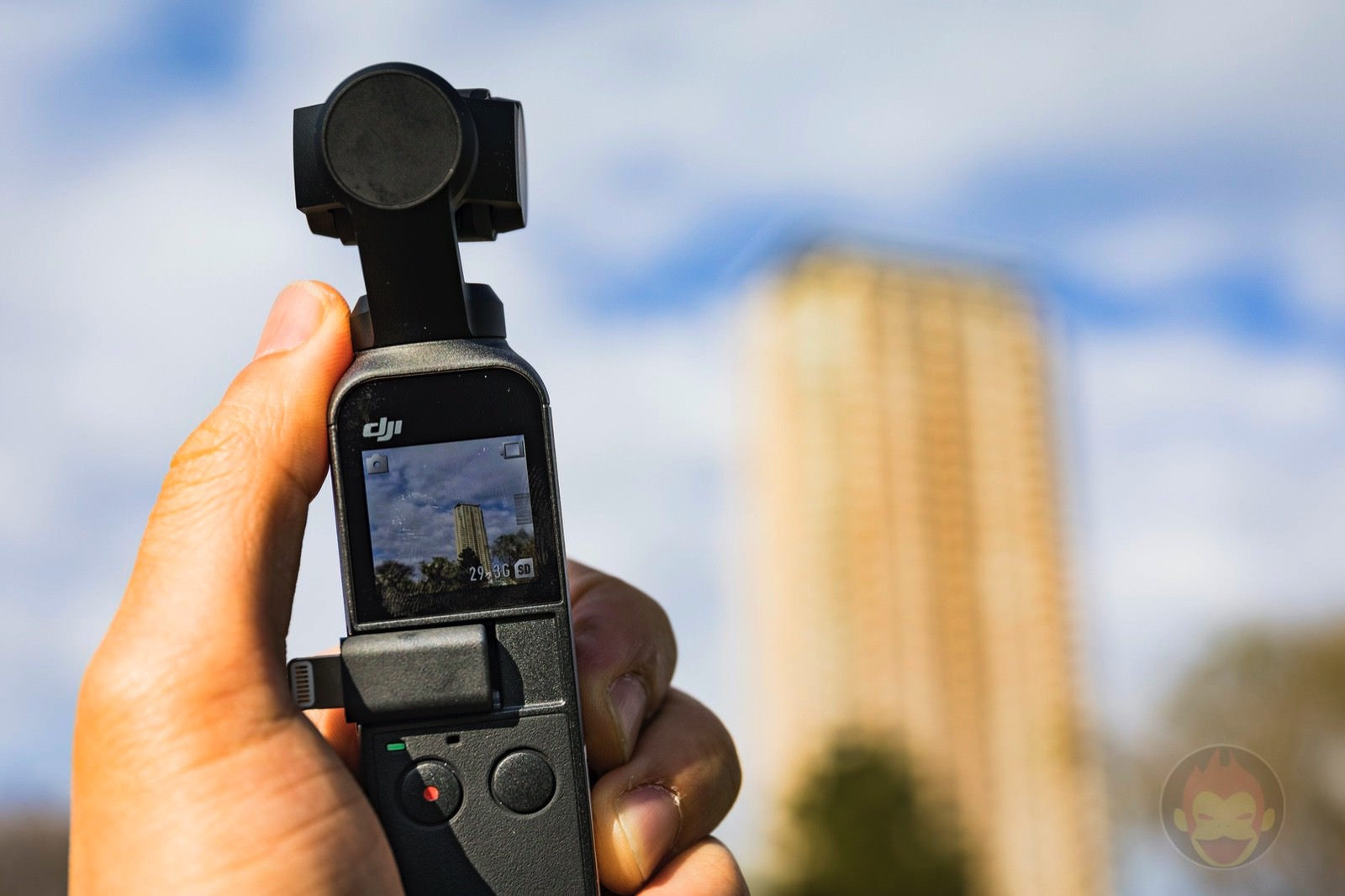 DJI Osmo Pocket Hands On 02