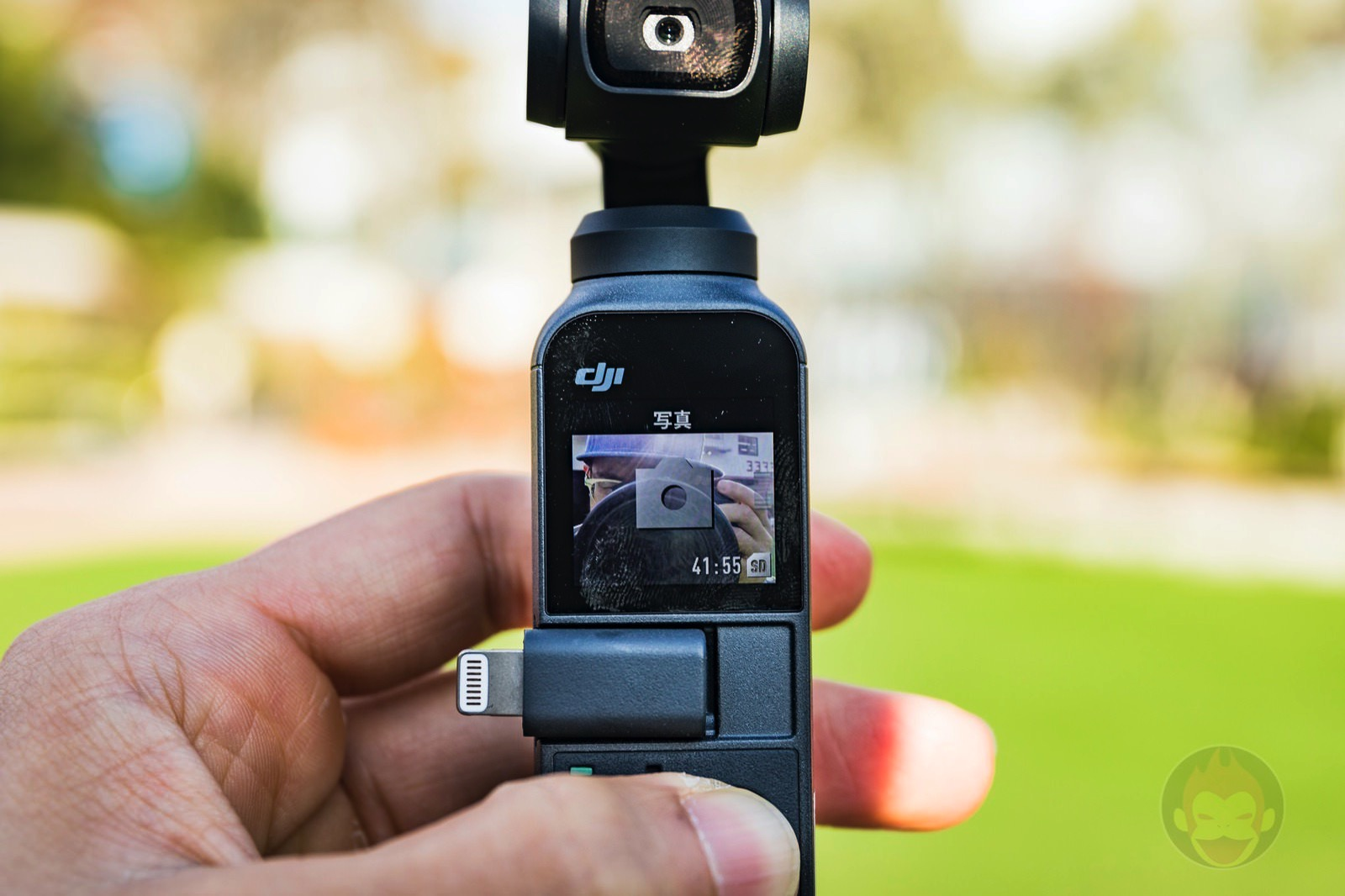 DJI Osmo Pocket Hands On 04