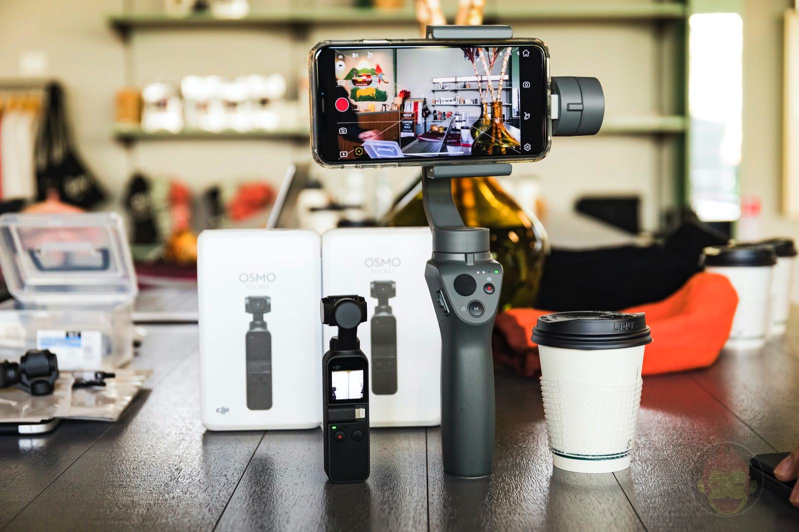 DJI Osmo Pocket Hands On 08