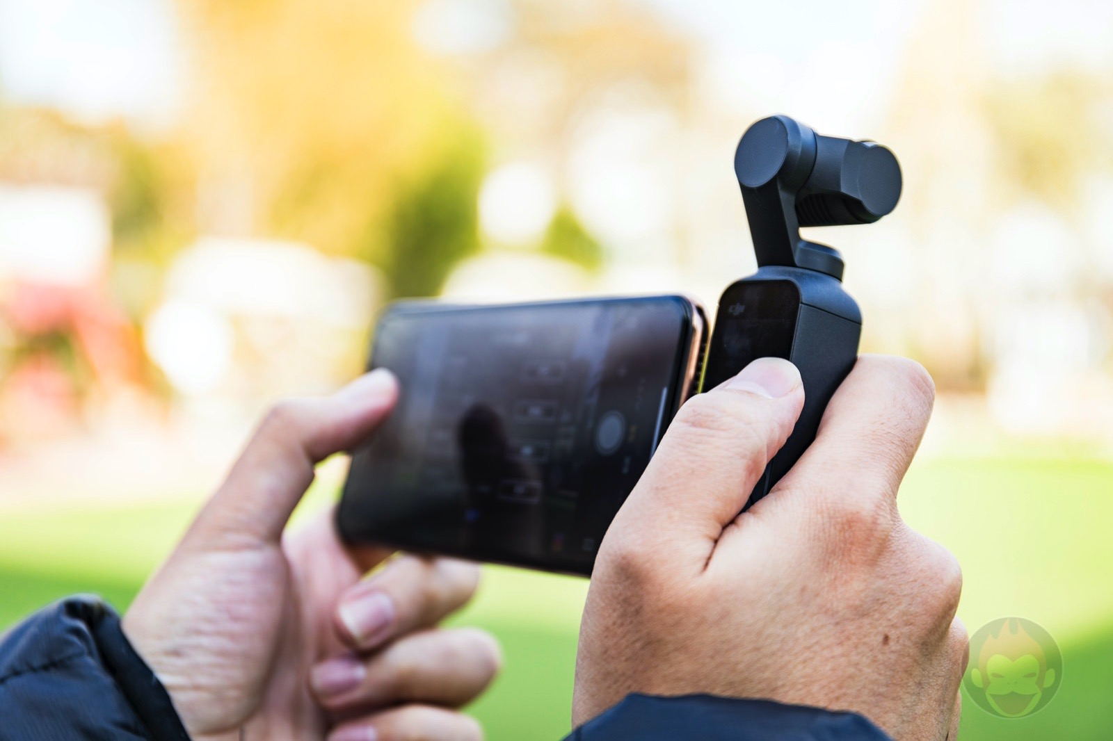 DJI Osmo Pocket Hands On 11