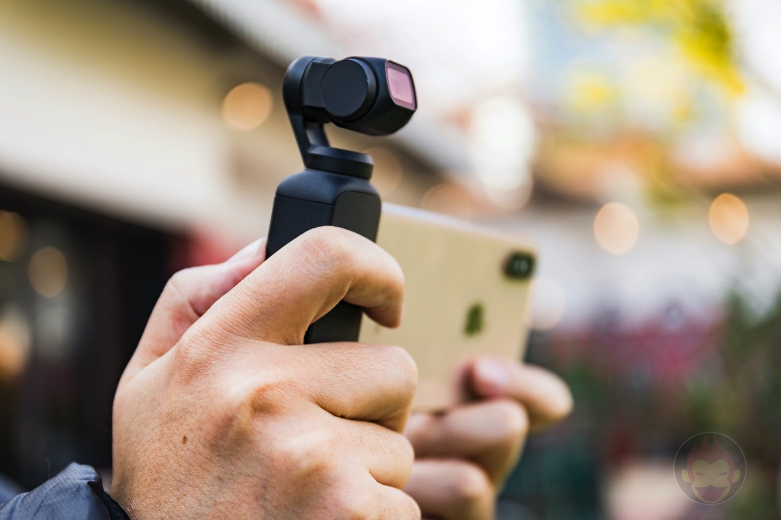 DJI Osmo Pocket Hands On 12