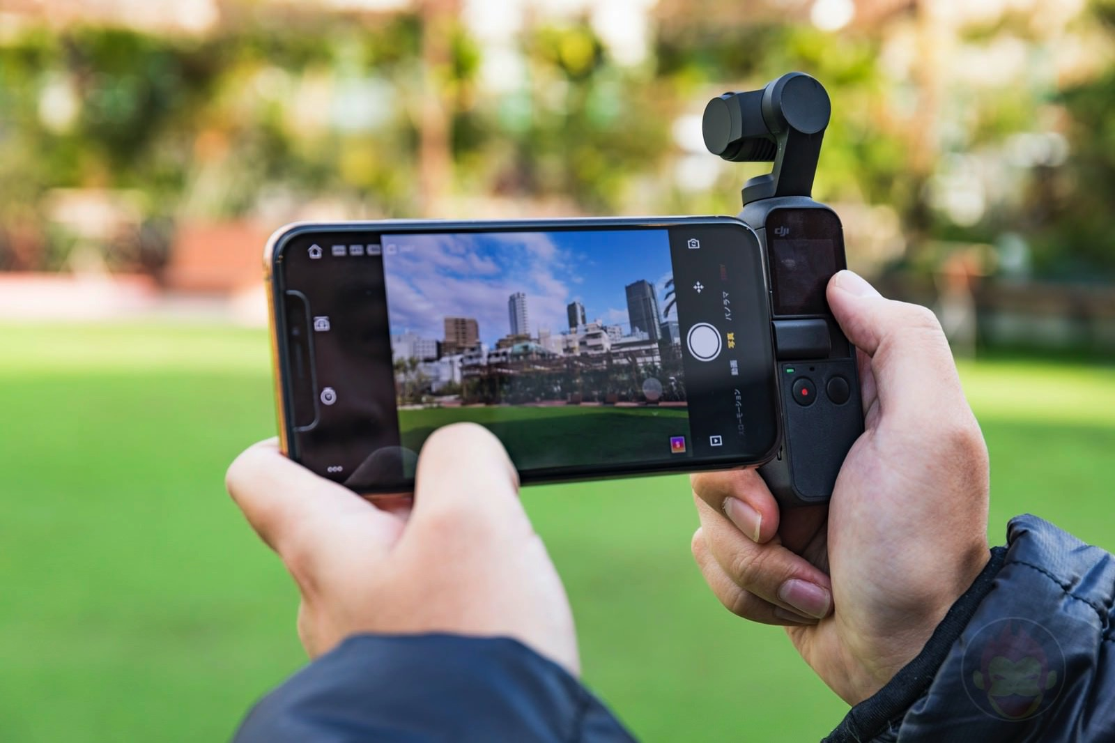DJI Osmo Pocket Hands On 13
