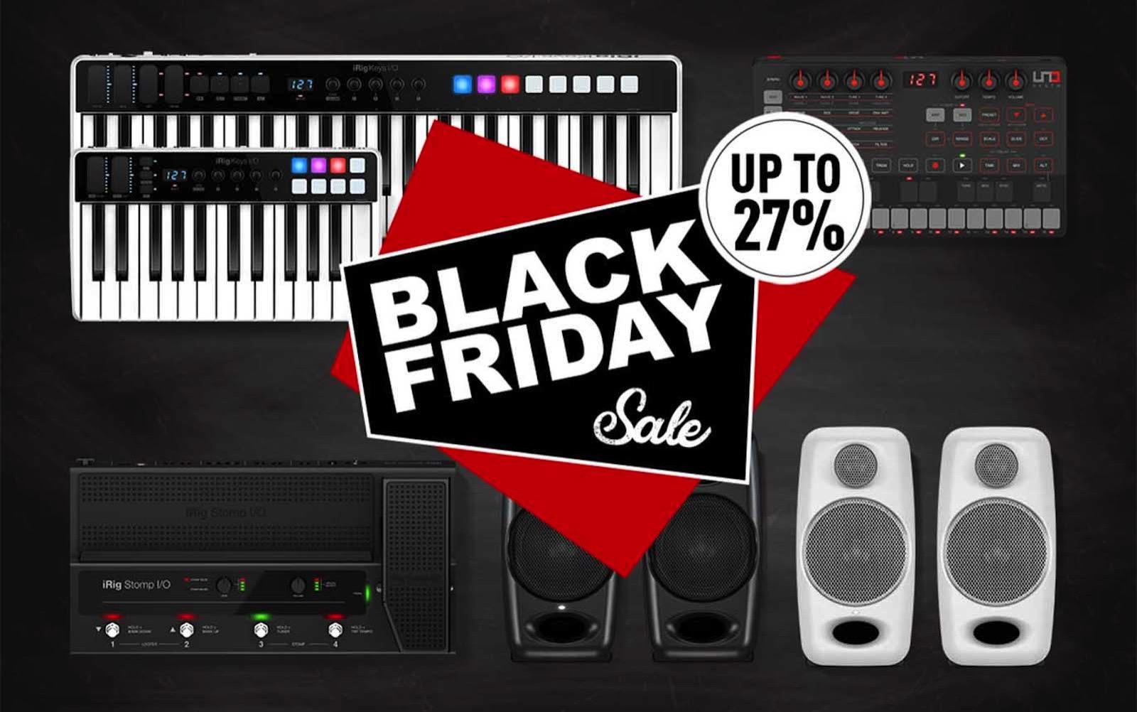 IKMedia Black Friday Sale