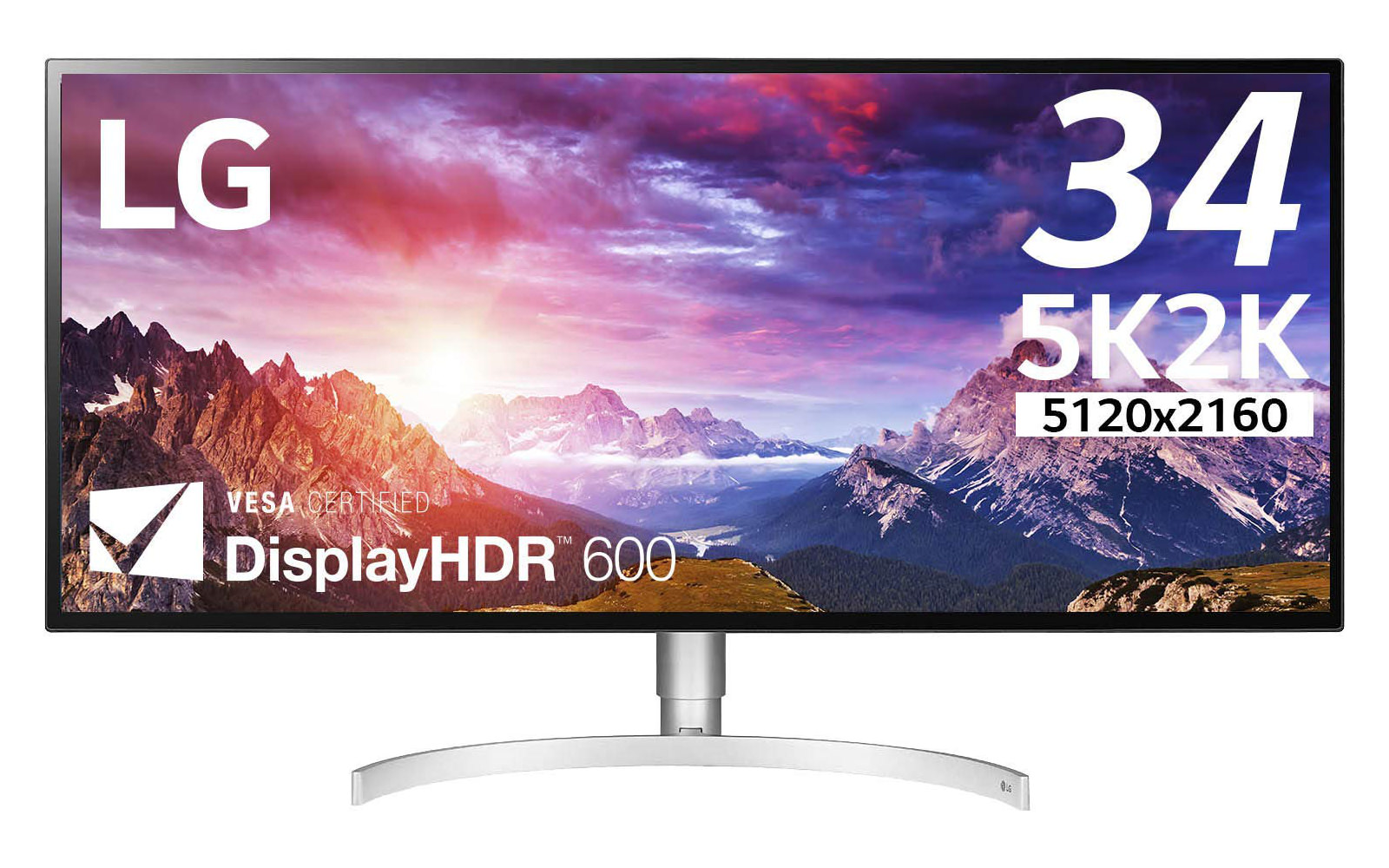 LG Ultrawide display 34WK95U