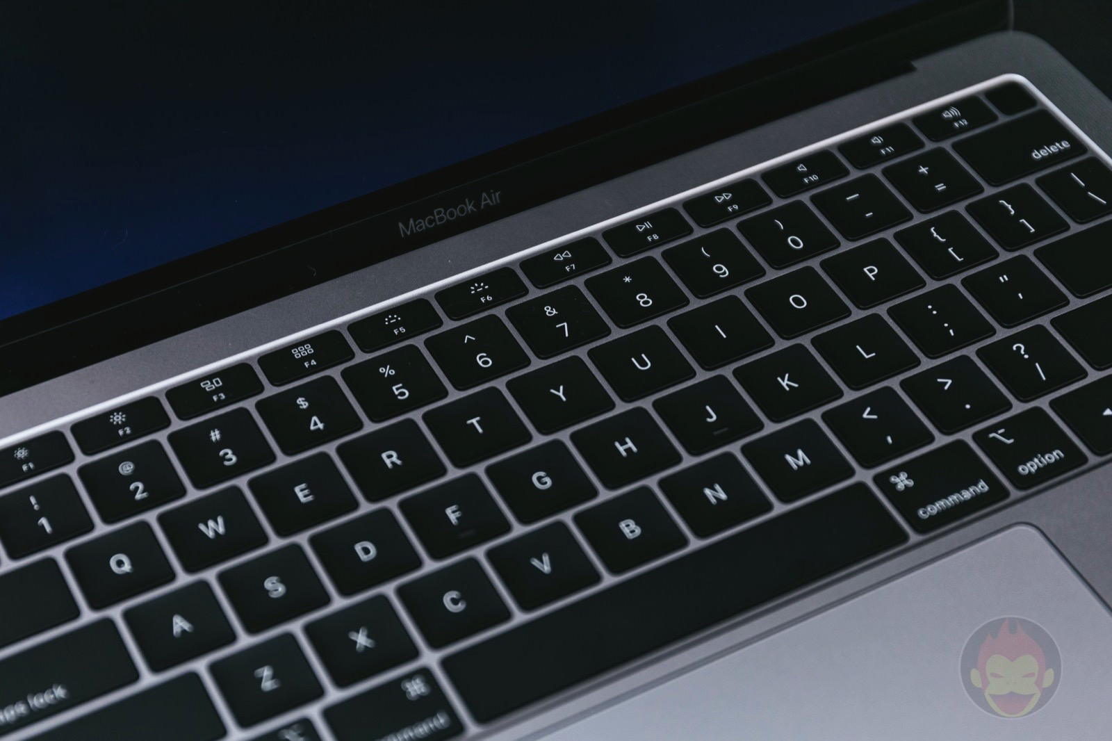MacBook Air 2018 Keyboard 01