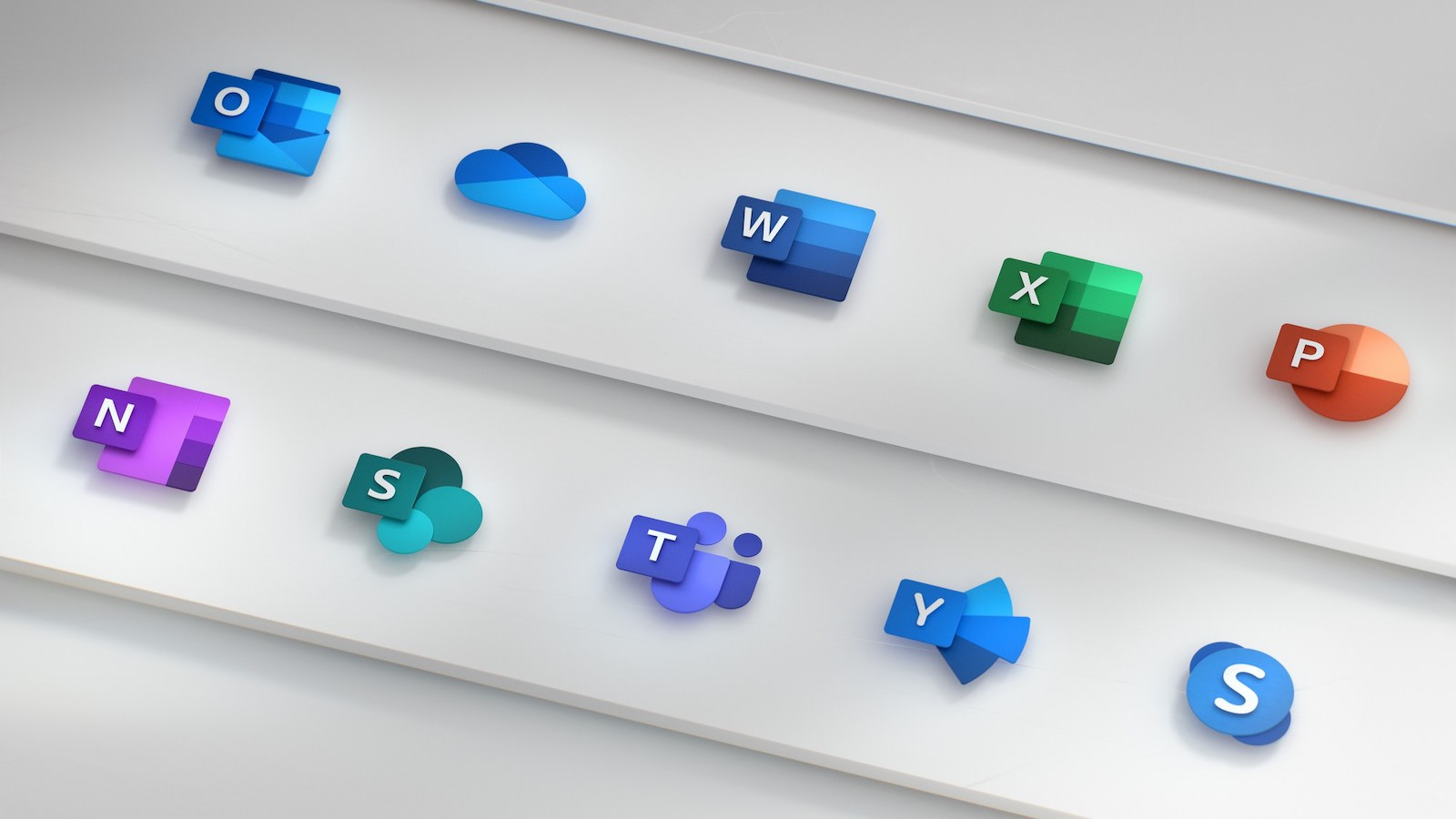Microsoft Office New Icons