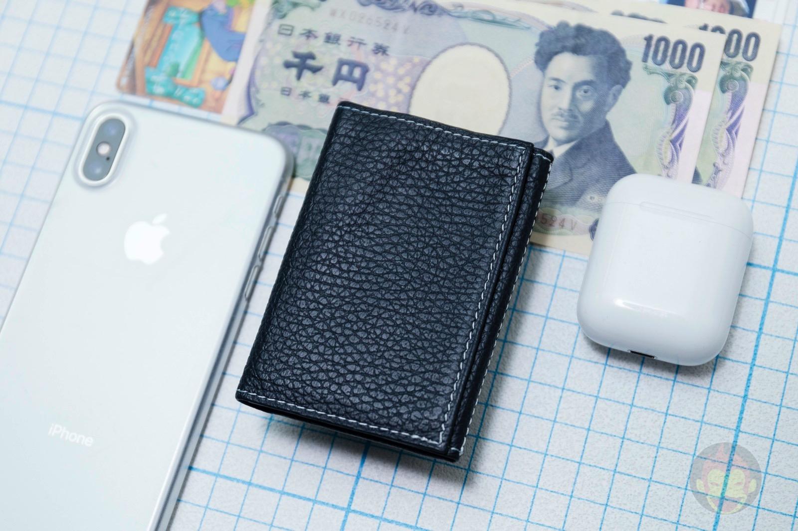 PRESSo pique minimal wallet for cashless 02