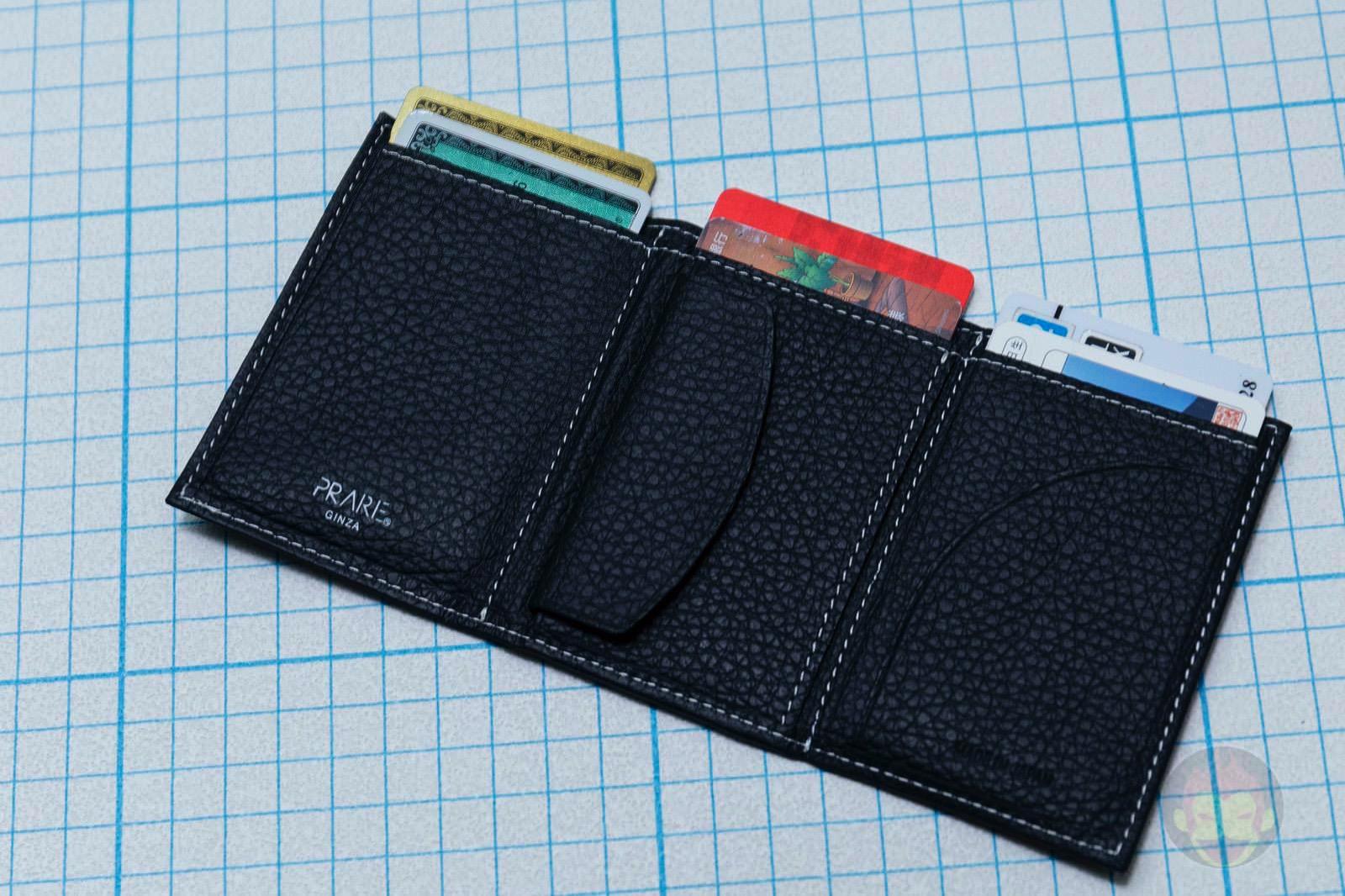 PRESSo pique minimal wallet for cashless 12