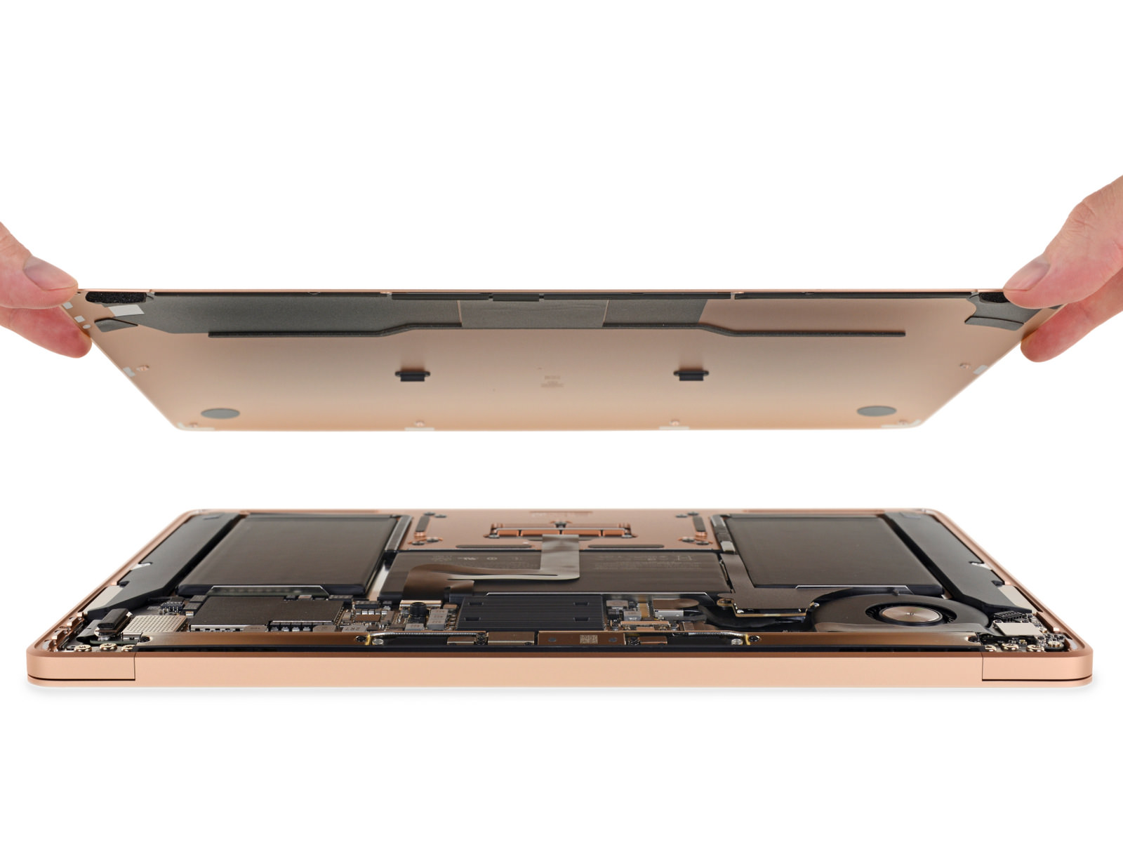 IFixit MacBookAir Report