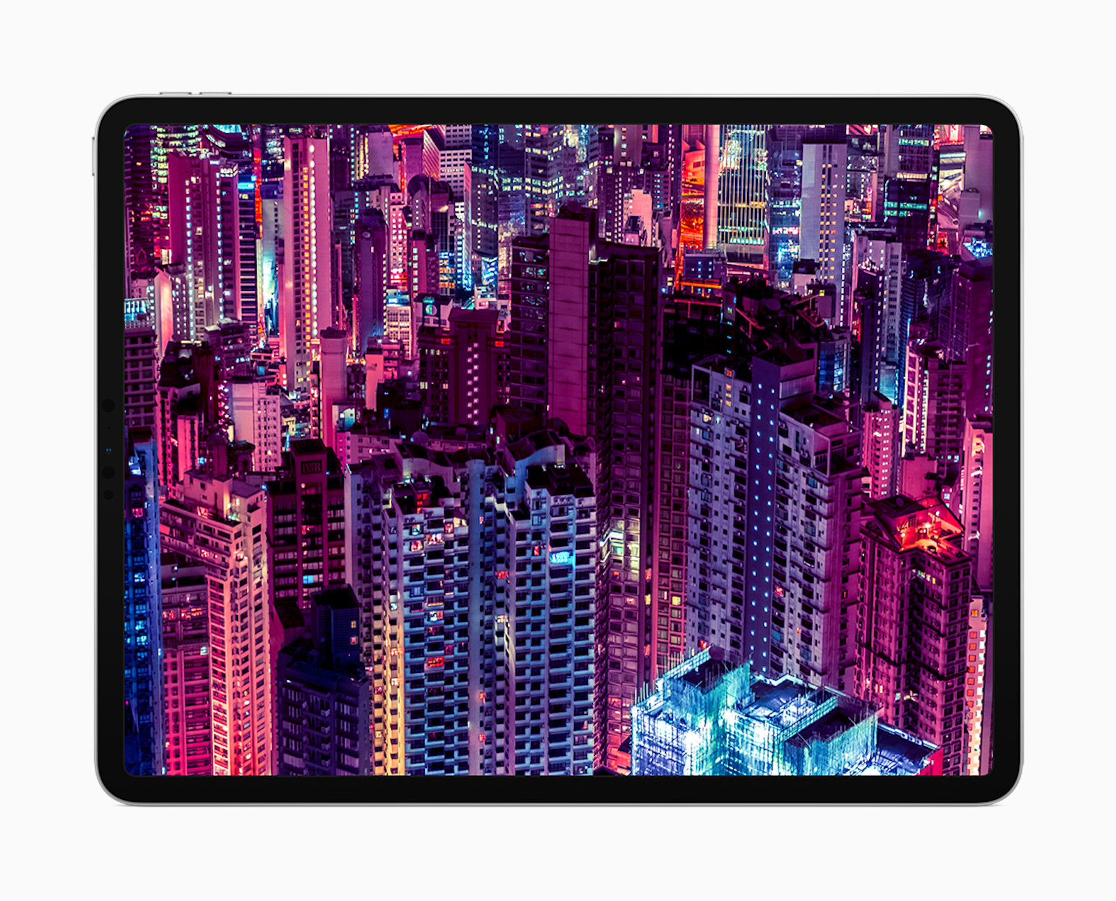 IPad Pro edge to edge retina 10302018