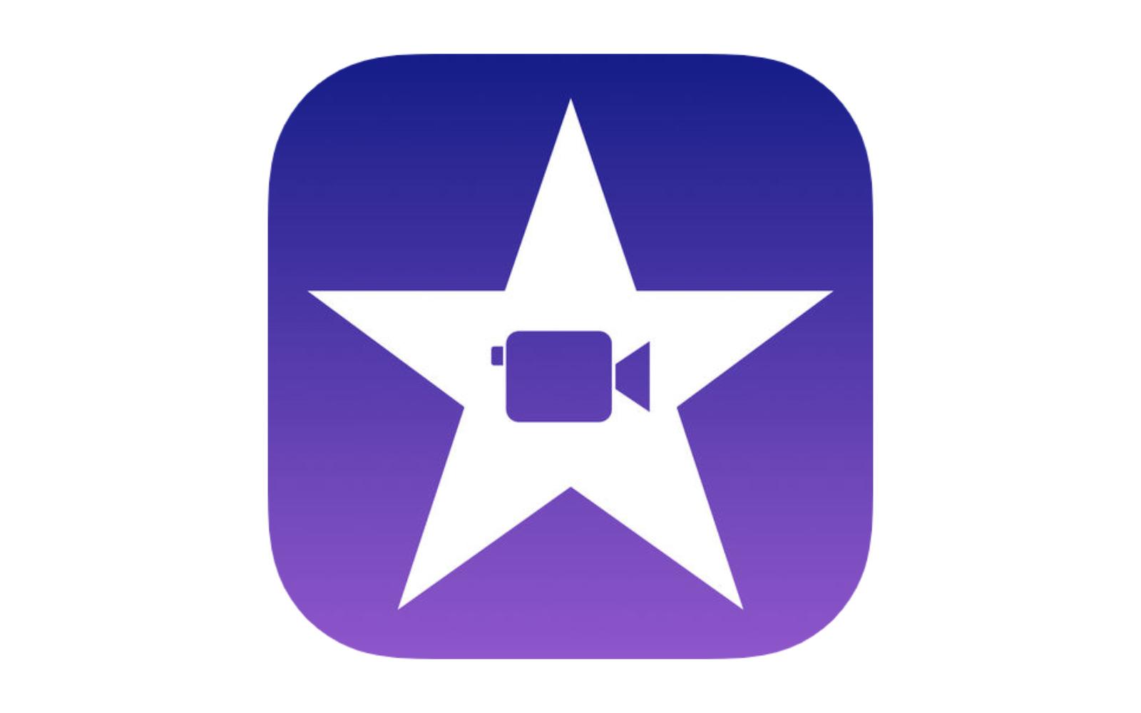Imovie app logo