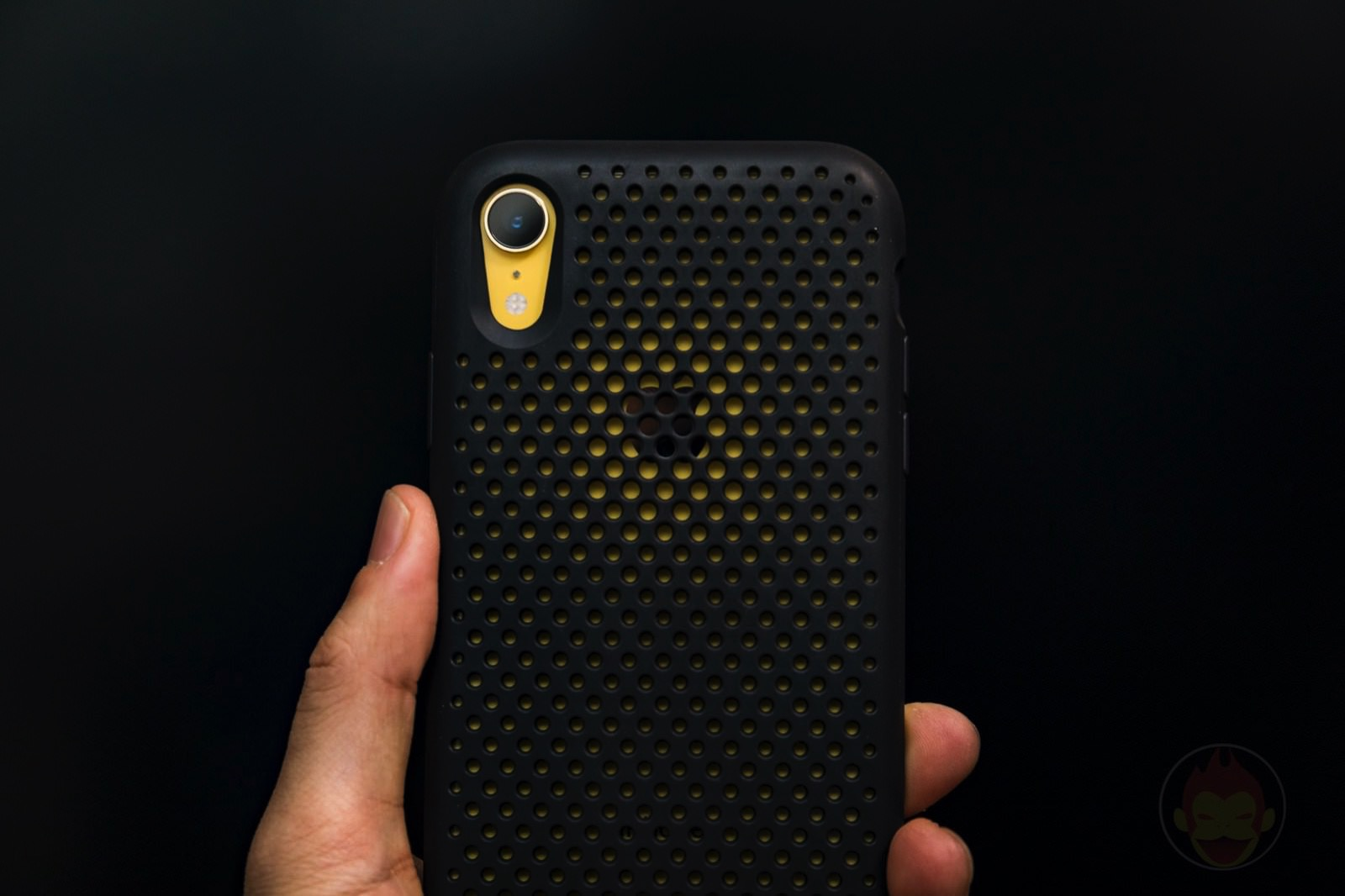 AndMesh Mesh Case for iPhone XR 02