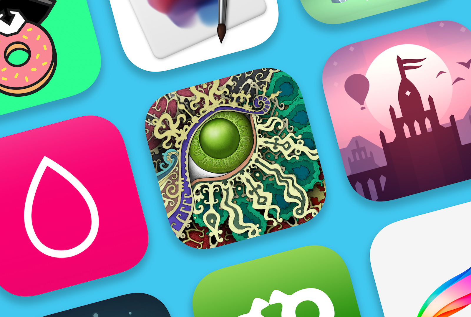 Apple presents best of 2018 Apps 12032018