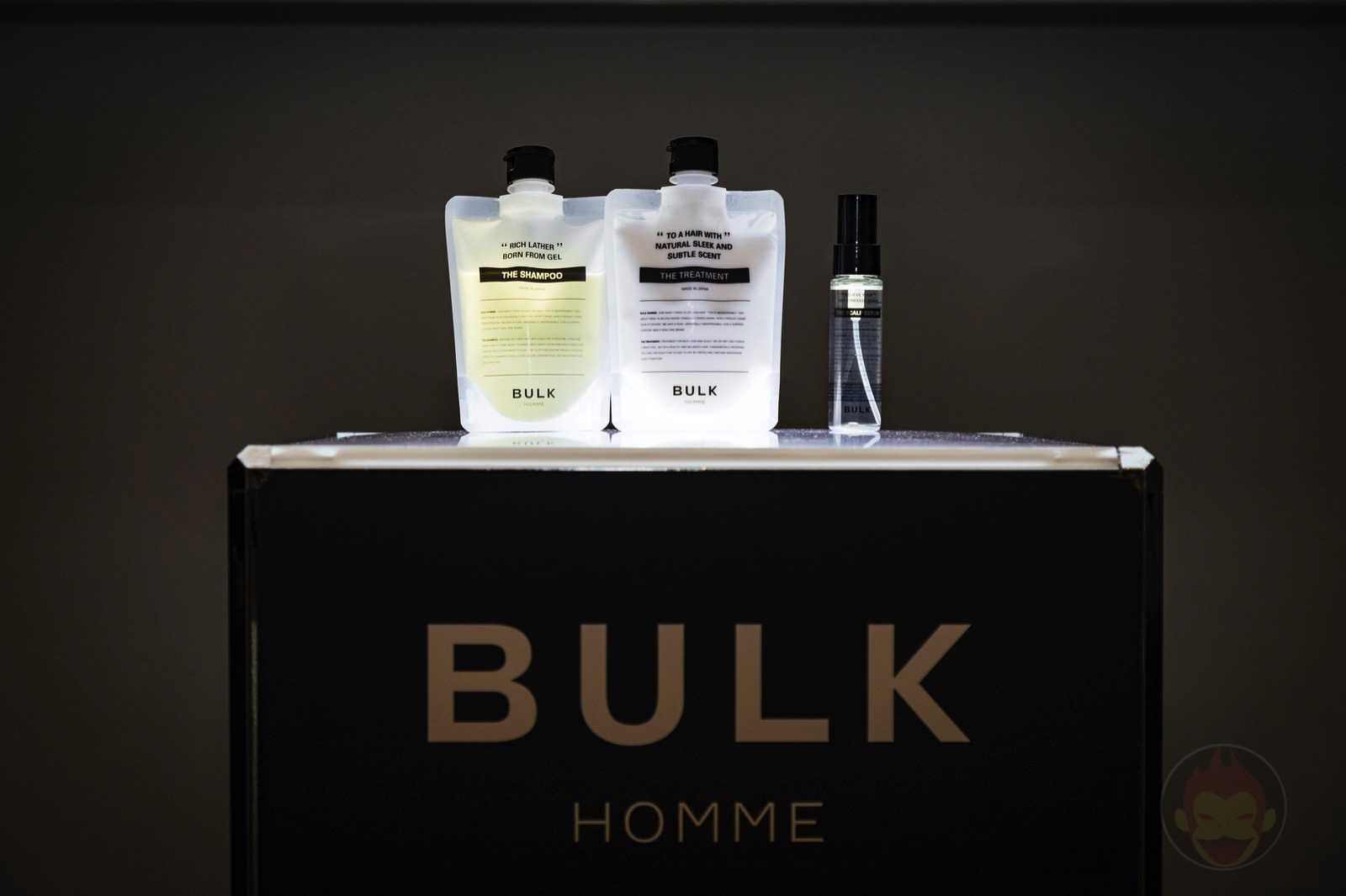 Bulk Homme Hair Care Series 08
