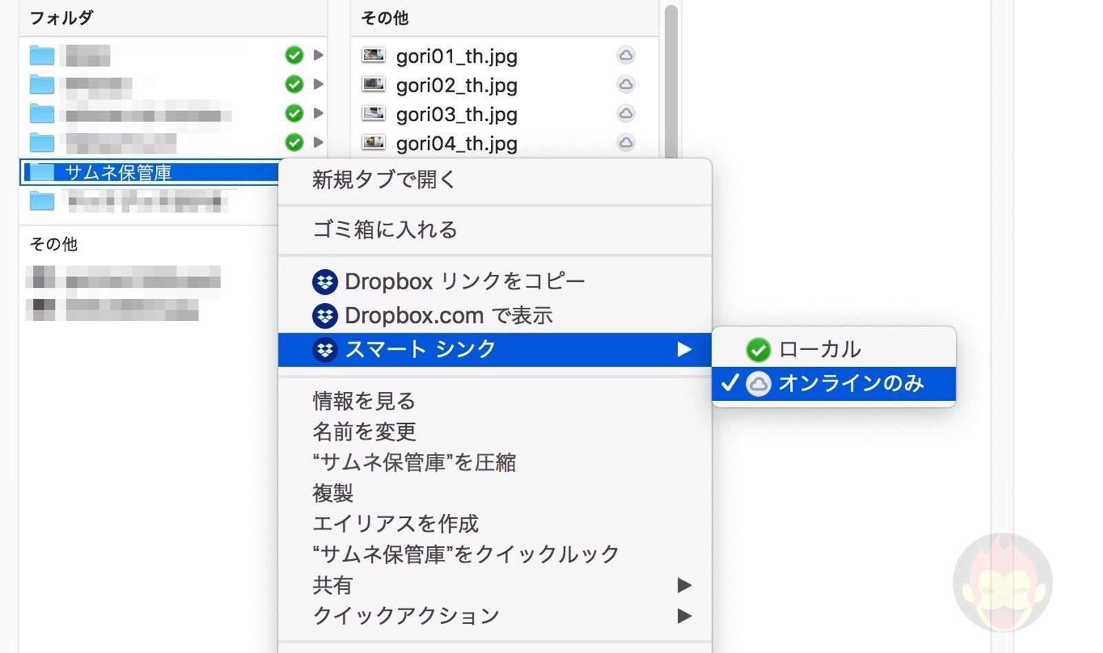 Dropbox SmartSync 21 2