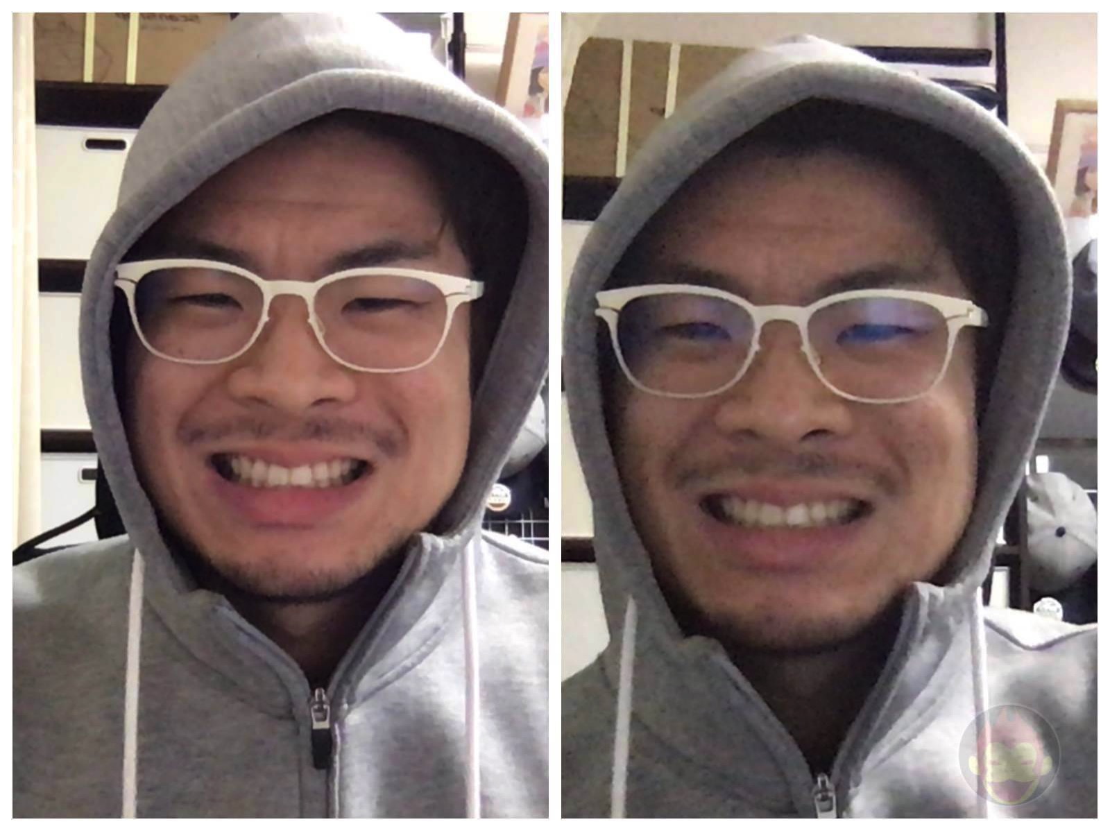 FaceTime HD Comparison