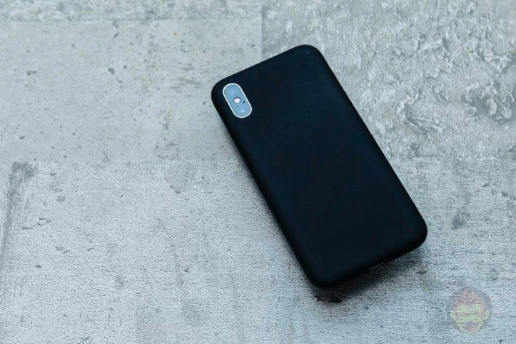 MYNUS iPhone XS CASE