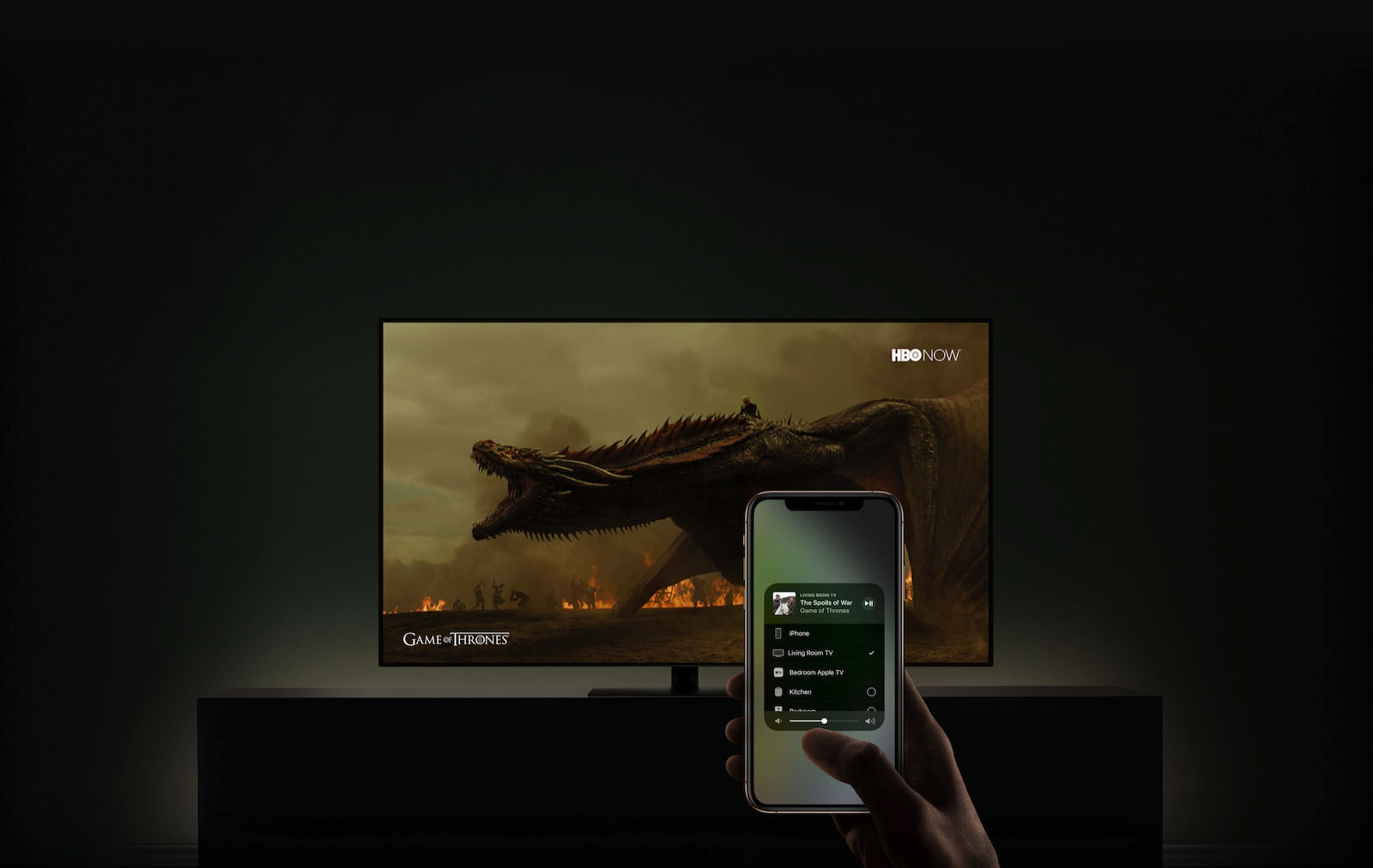 AirPlay 2 and TVs