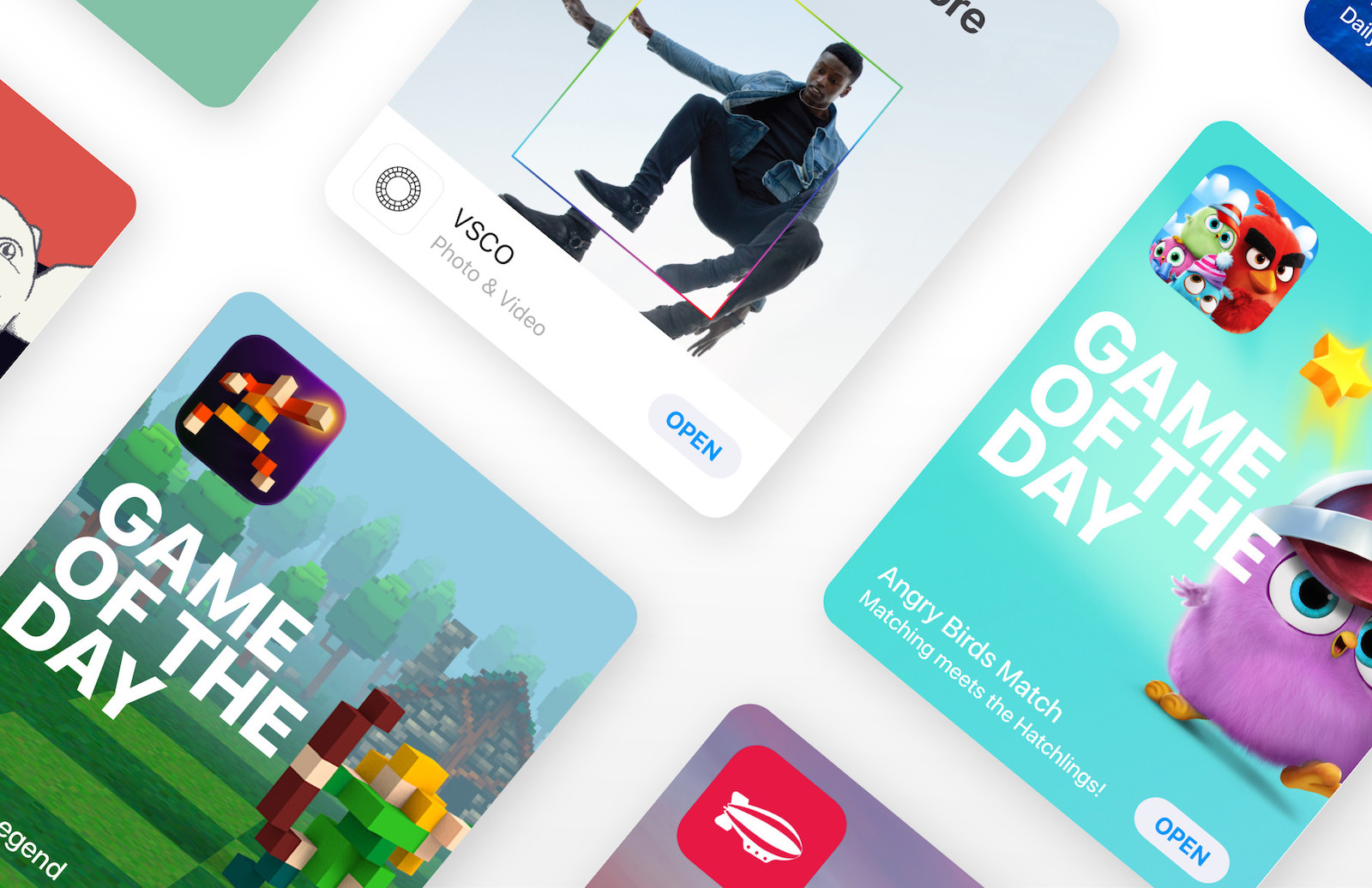 Apple app store 20180104