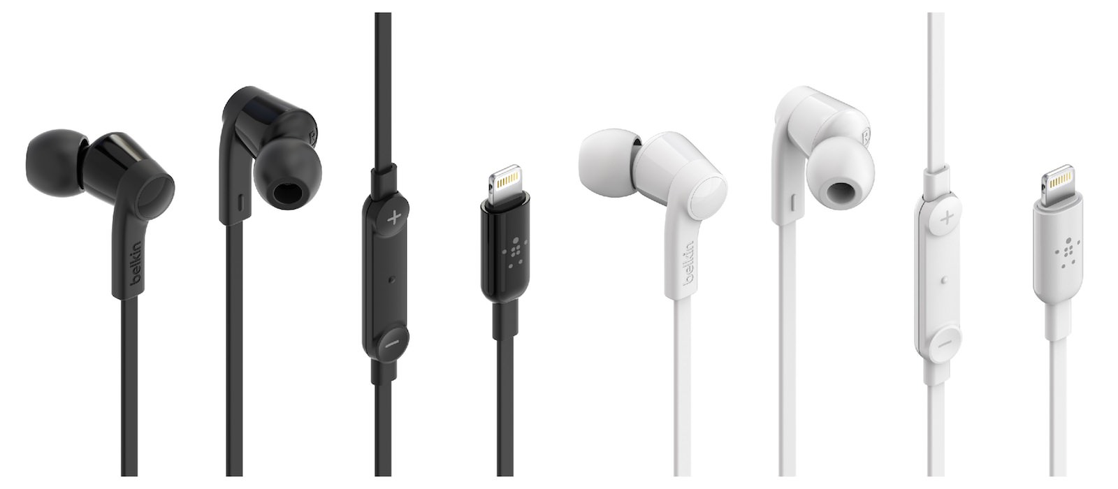 Belkin Lightning Earphones
