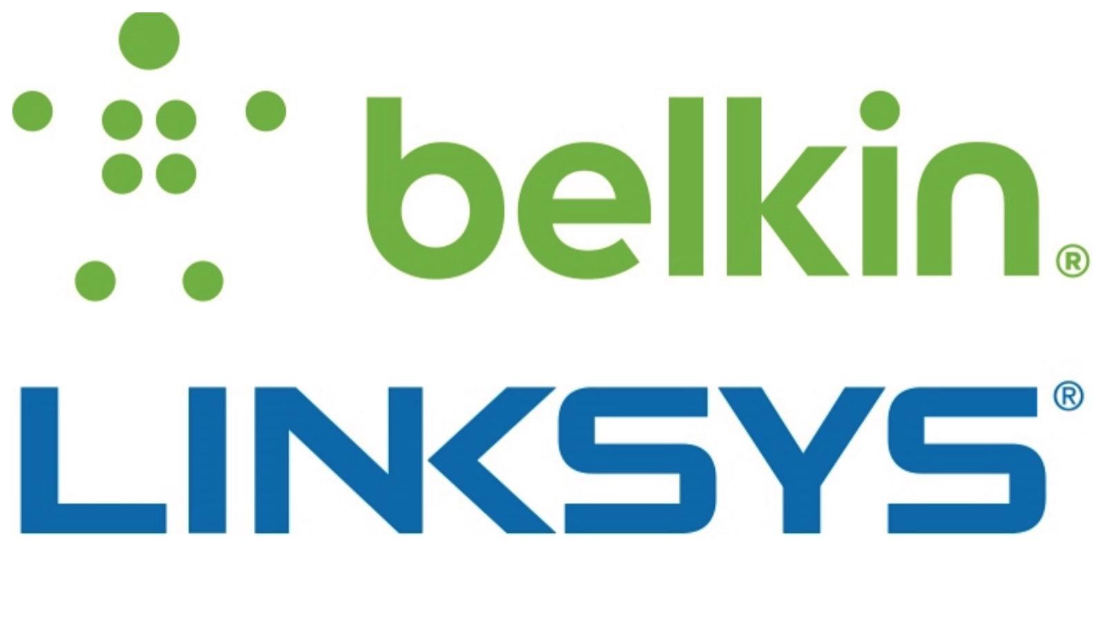 Belkin Linksys Logo