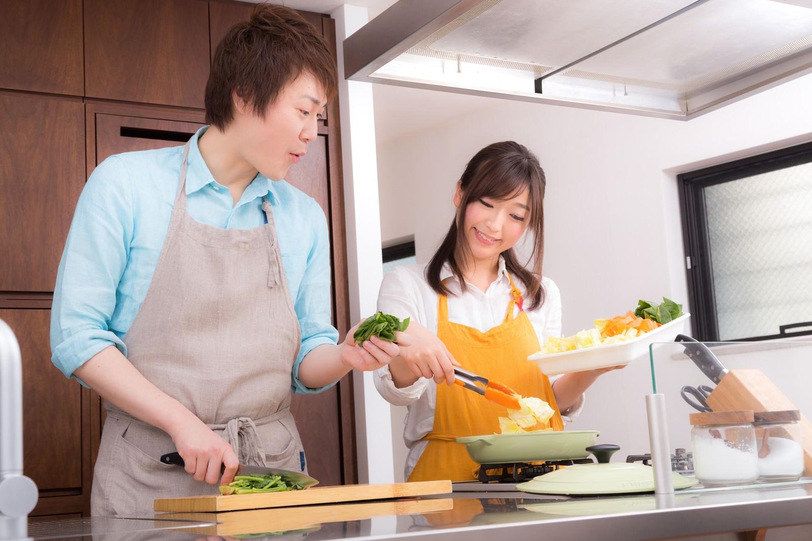 FCFG100122303 TP V cooking together