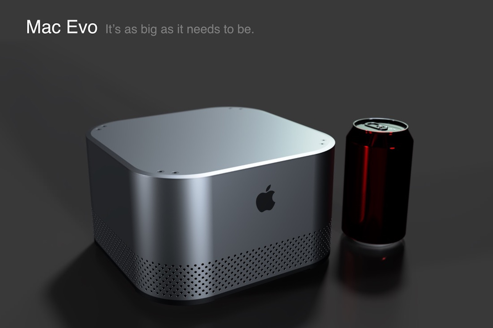 Mac Evo Concept image 1