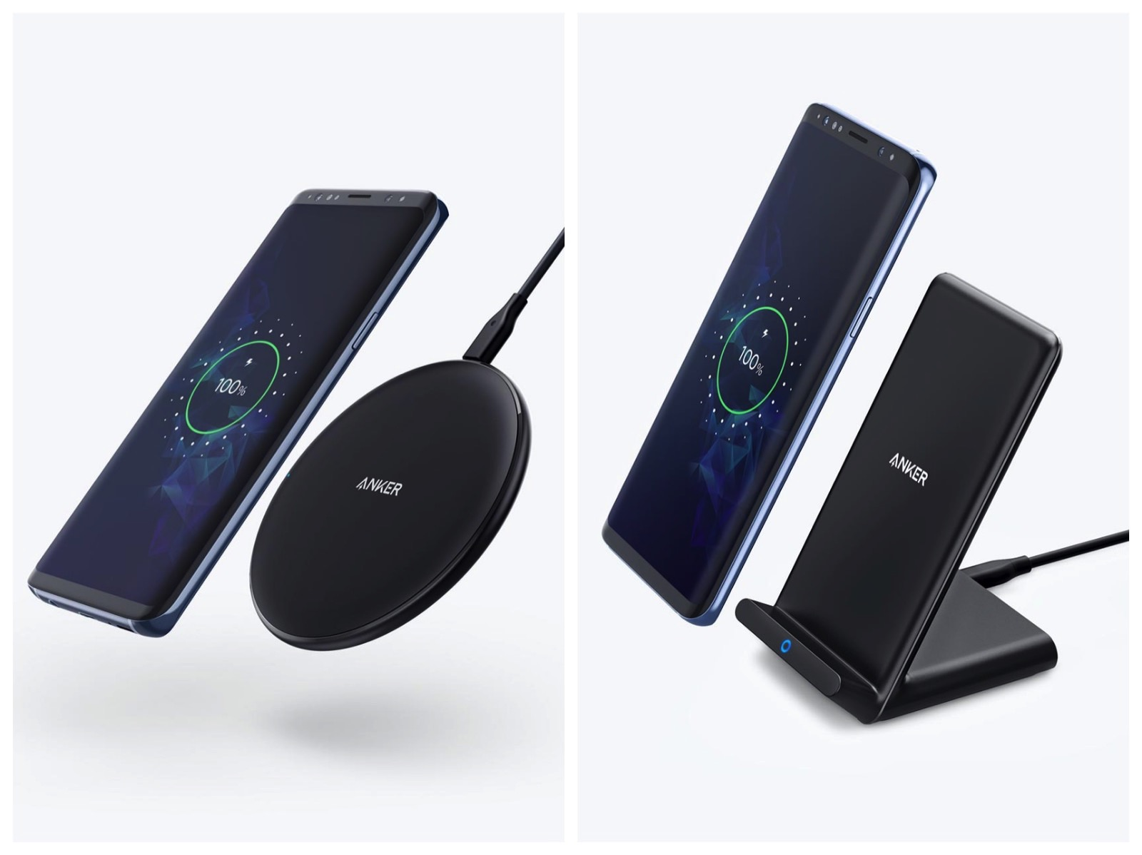 New Wireless Chargers for Samsung