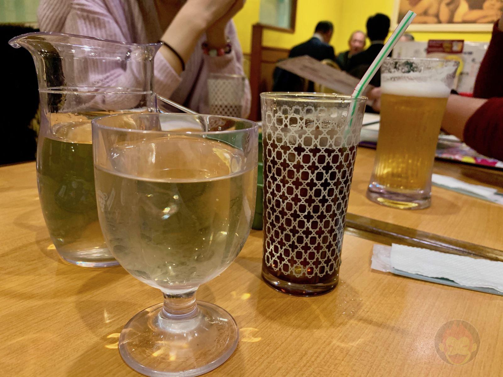 Saizeriya Drink Bar 01