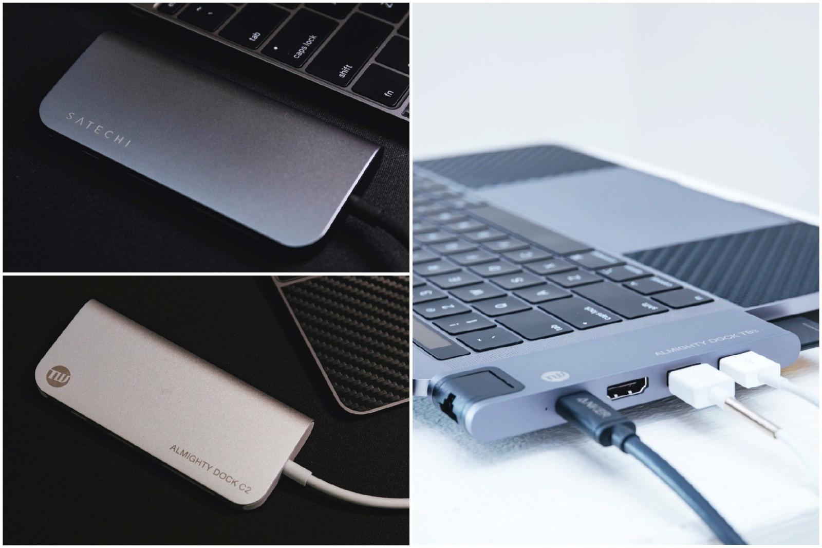 USB C Hubs gorime select