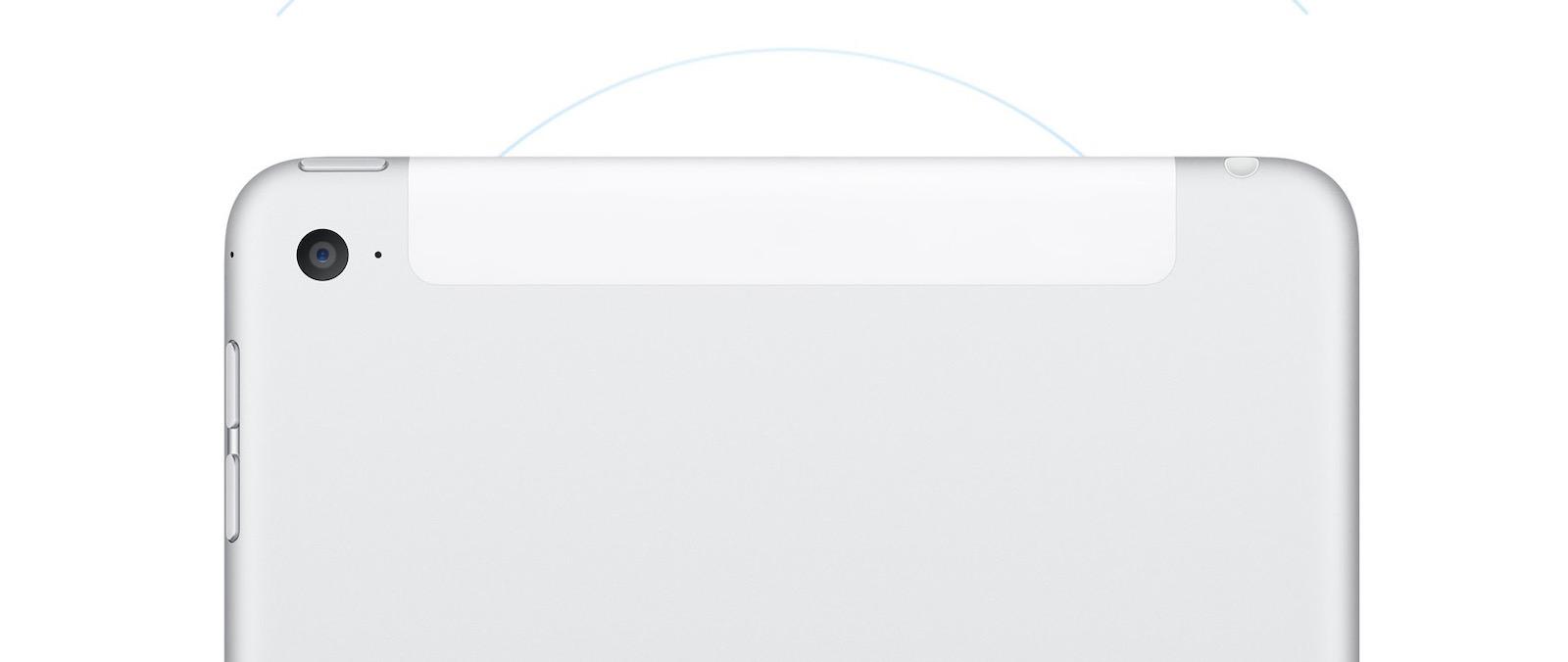 Ipad mini 4 antenna