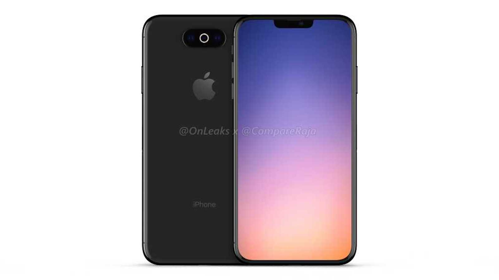 Iphone 11 2019 dual camera design 1