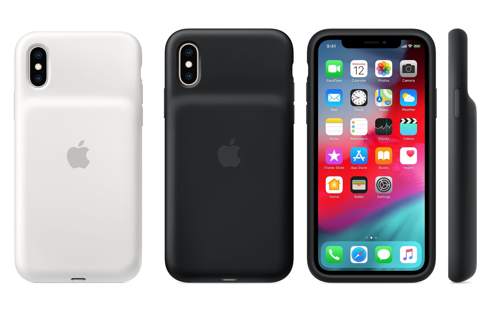 Iphone xs xr smart battery case
