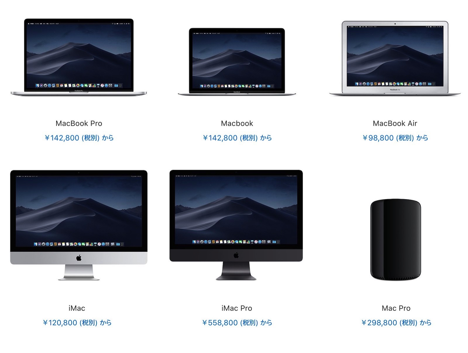 Mac apple 2019 sale