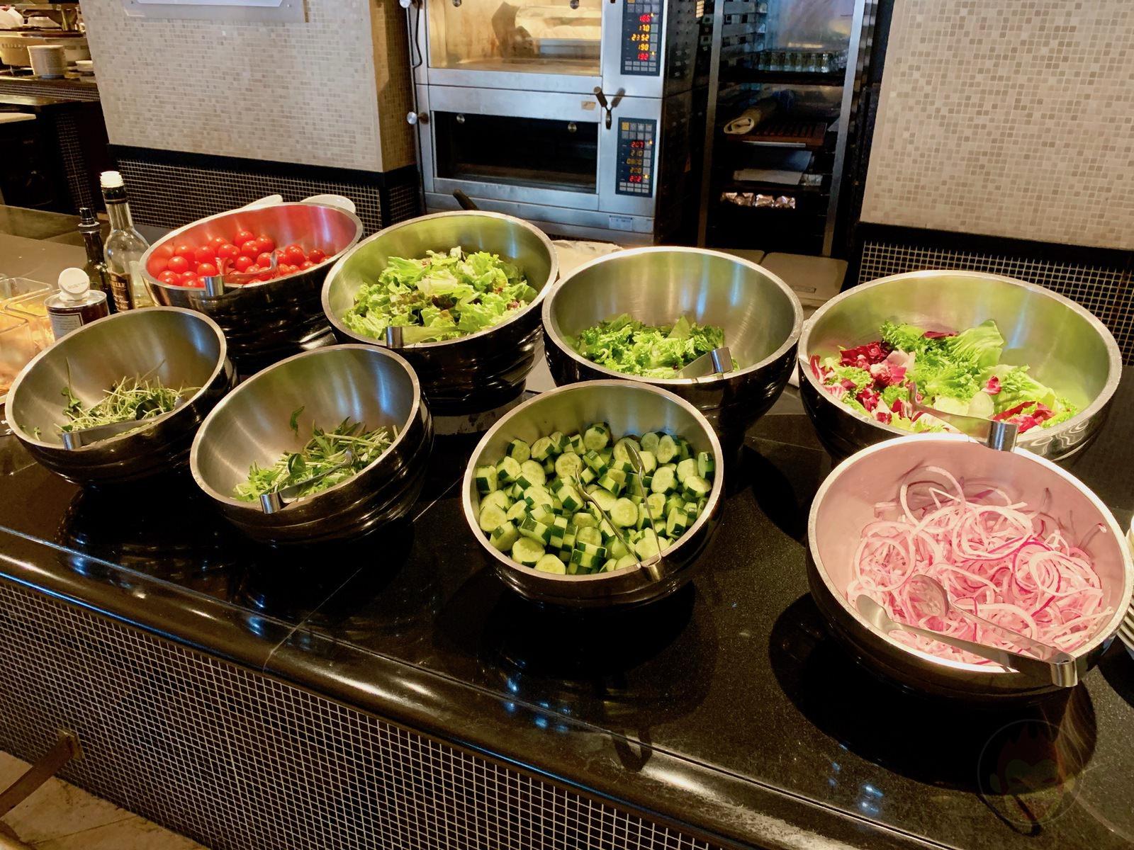 Westin tokyo theterrace lunch buffet 03