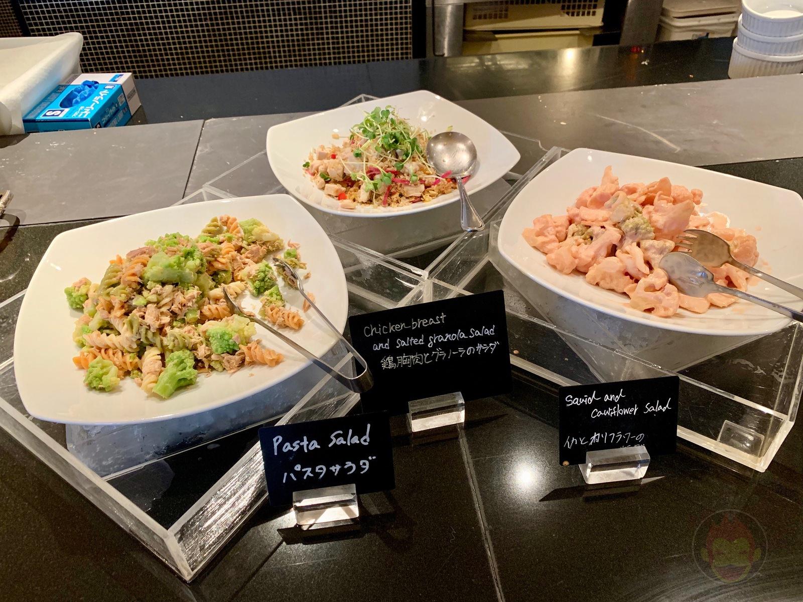 Westin tokyo theterrace lunch buffet 06