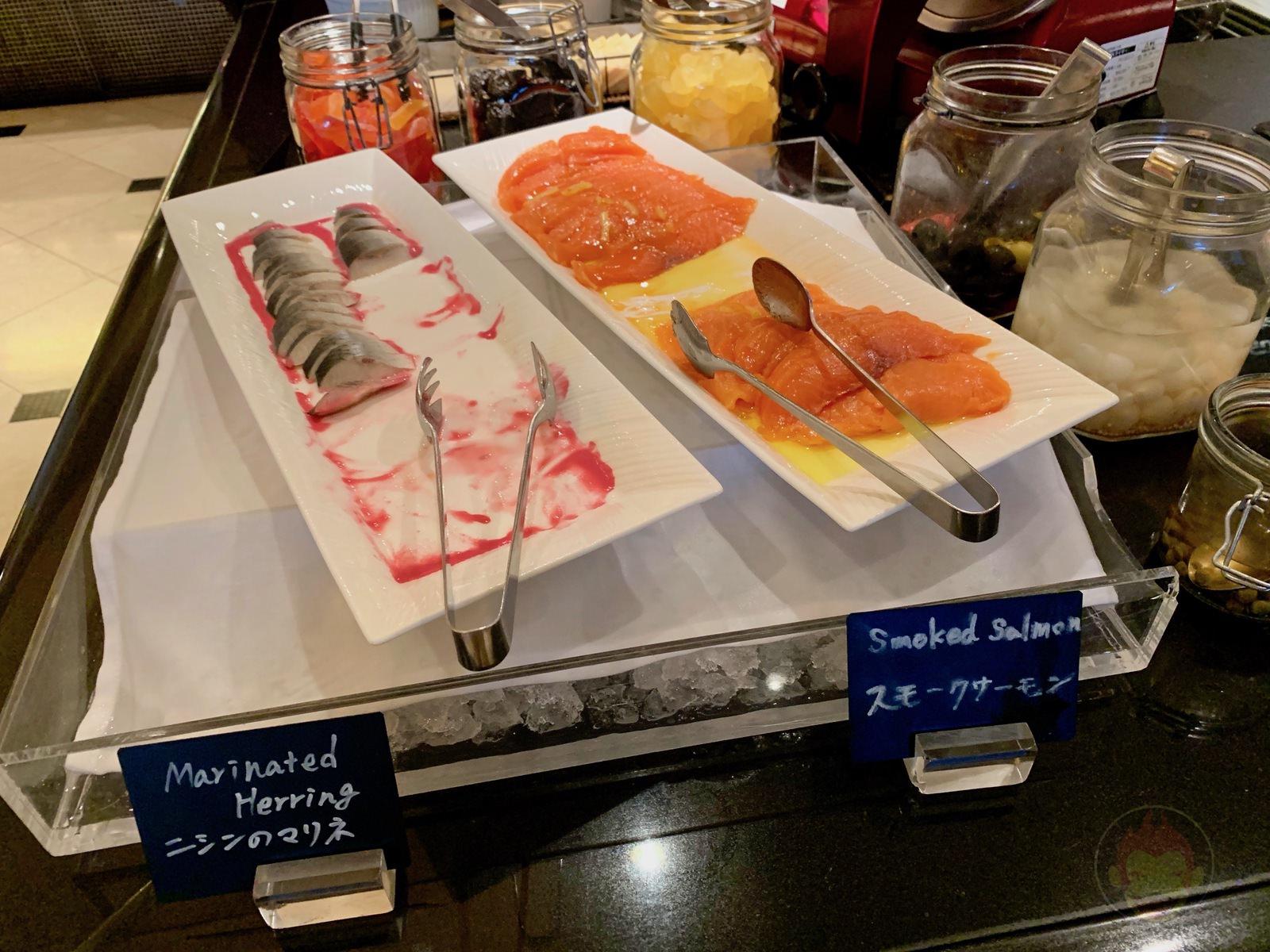 Westin tokyo theterrace lunch buffet 10