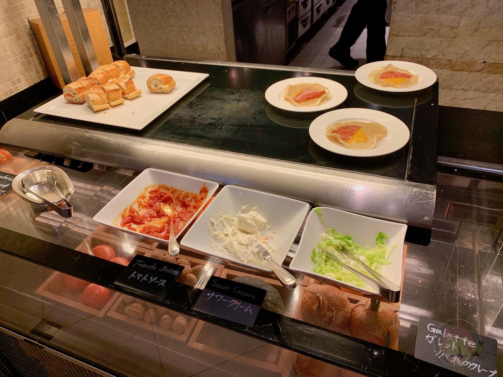 Westin tokyo theterrace lunch buffet 13