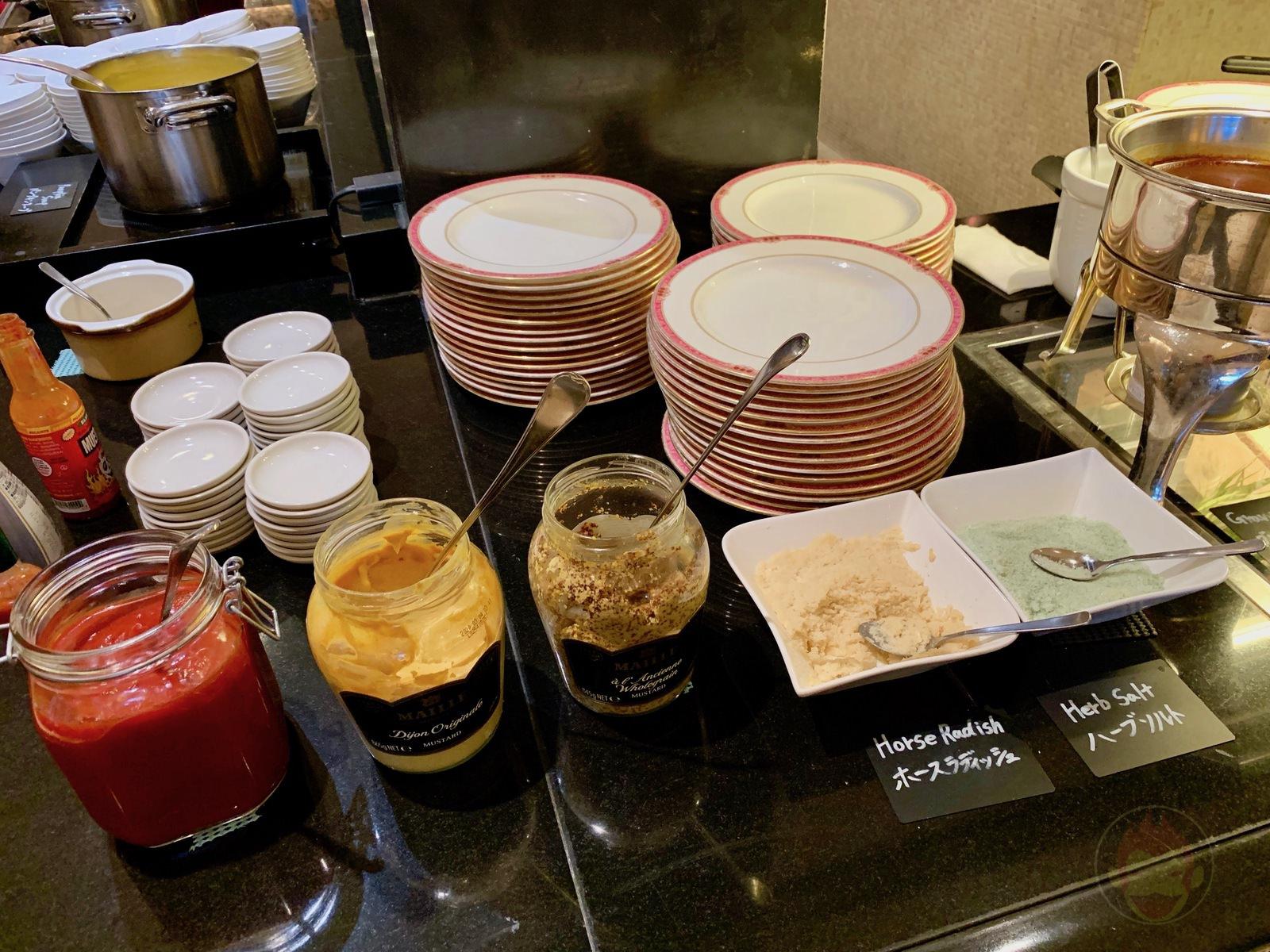 Westin tokyo theterrace lunch buffet 15