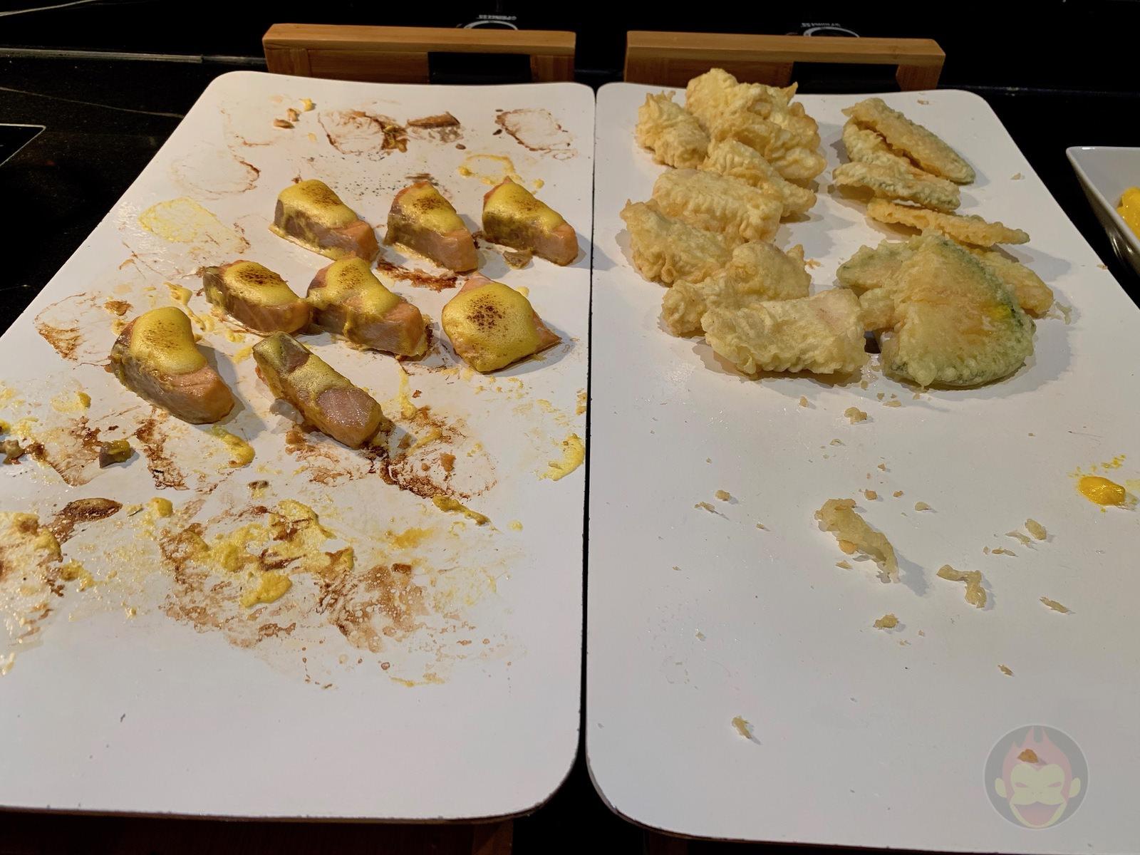 Westin tokyo theterrace lunch buffet 19