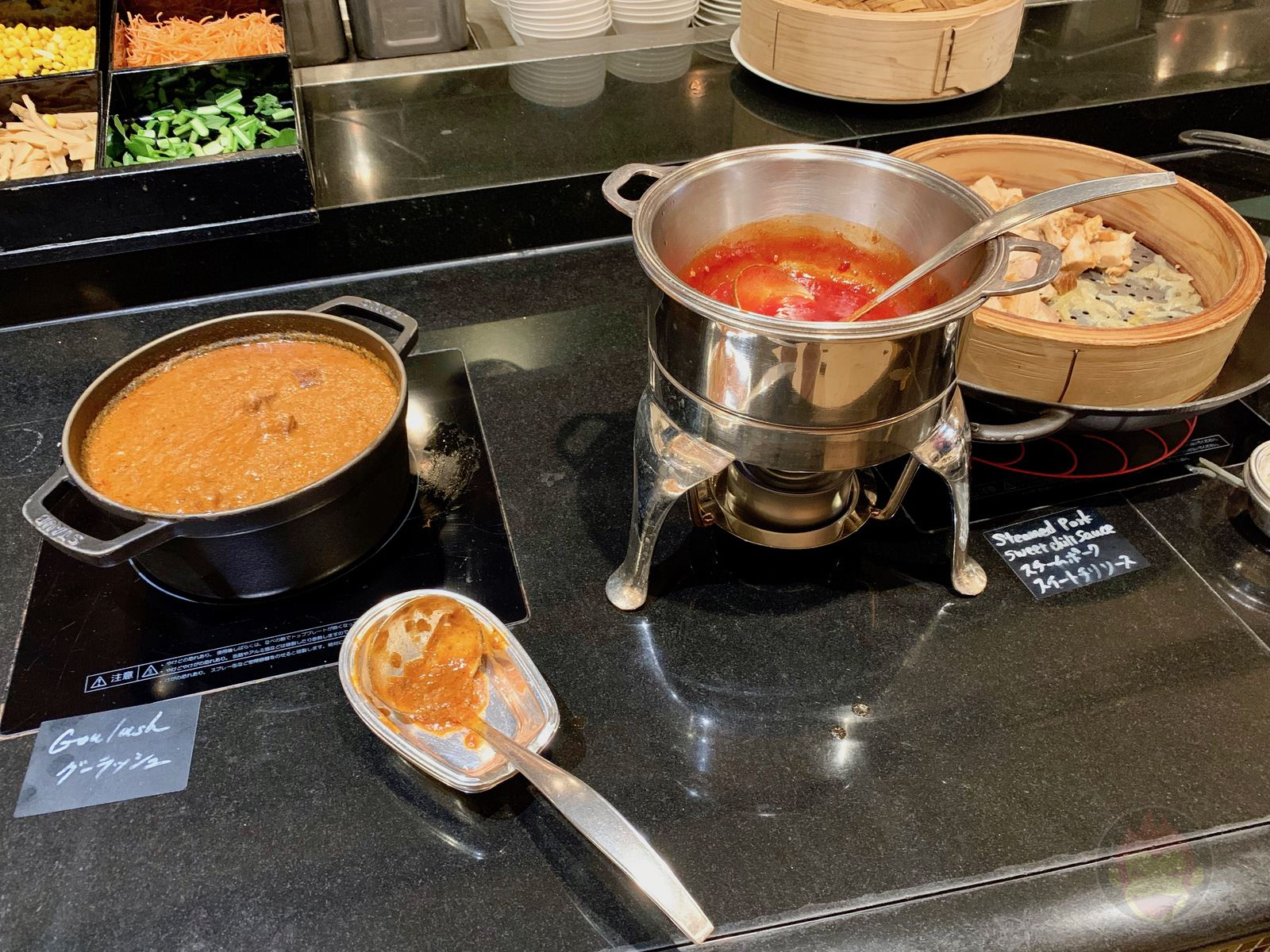 Westin tokyo theterrace lunch buffet 27