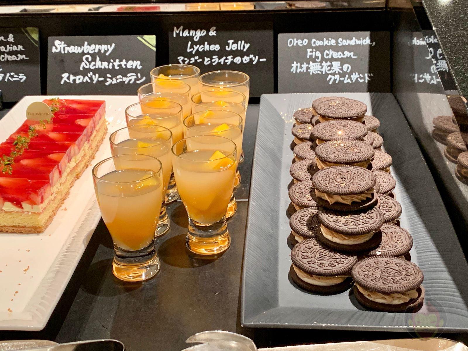 Westin tokyo theterrace lunch buffet 31