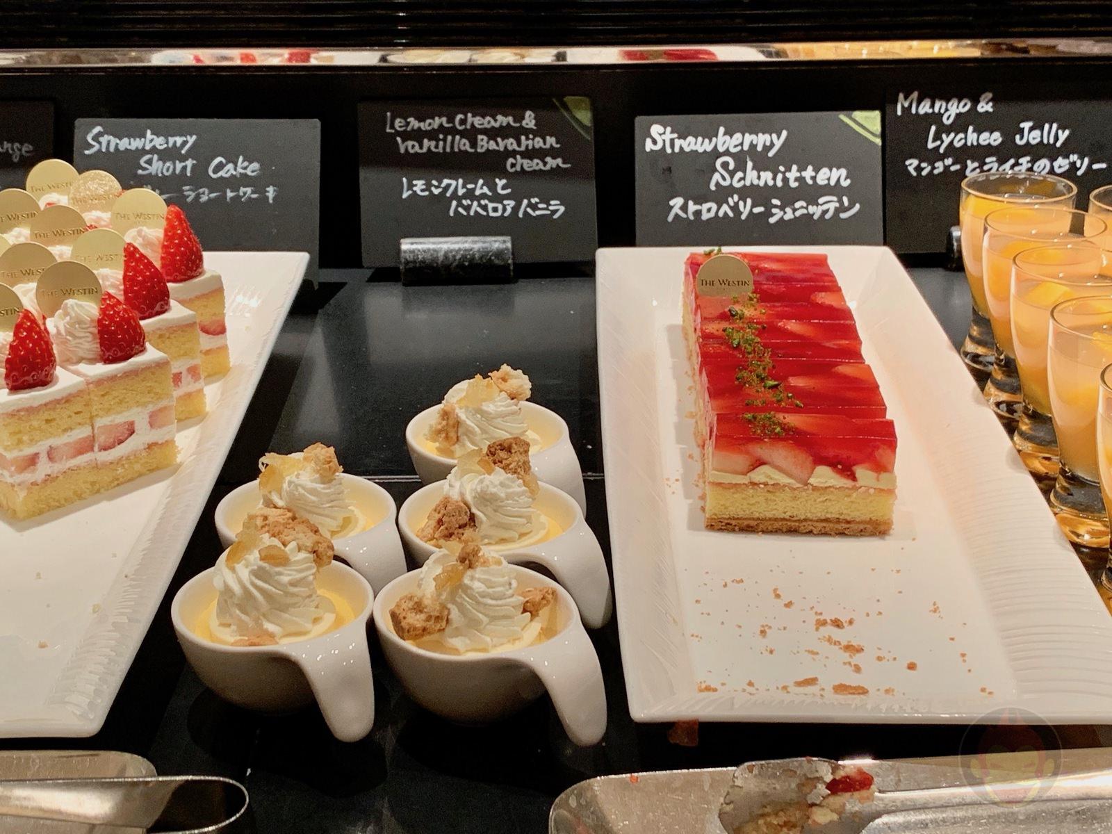 Westin tokyo theterrace lunch buffet 32