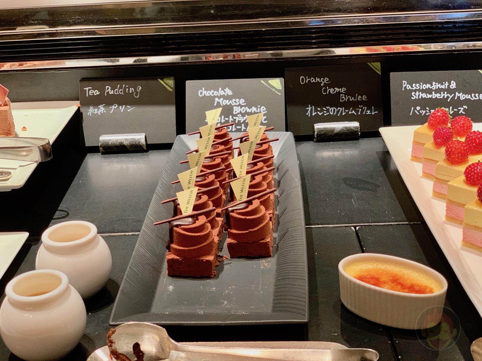 Westin tokyo theterrace lunch buffet 34