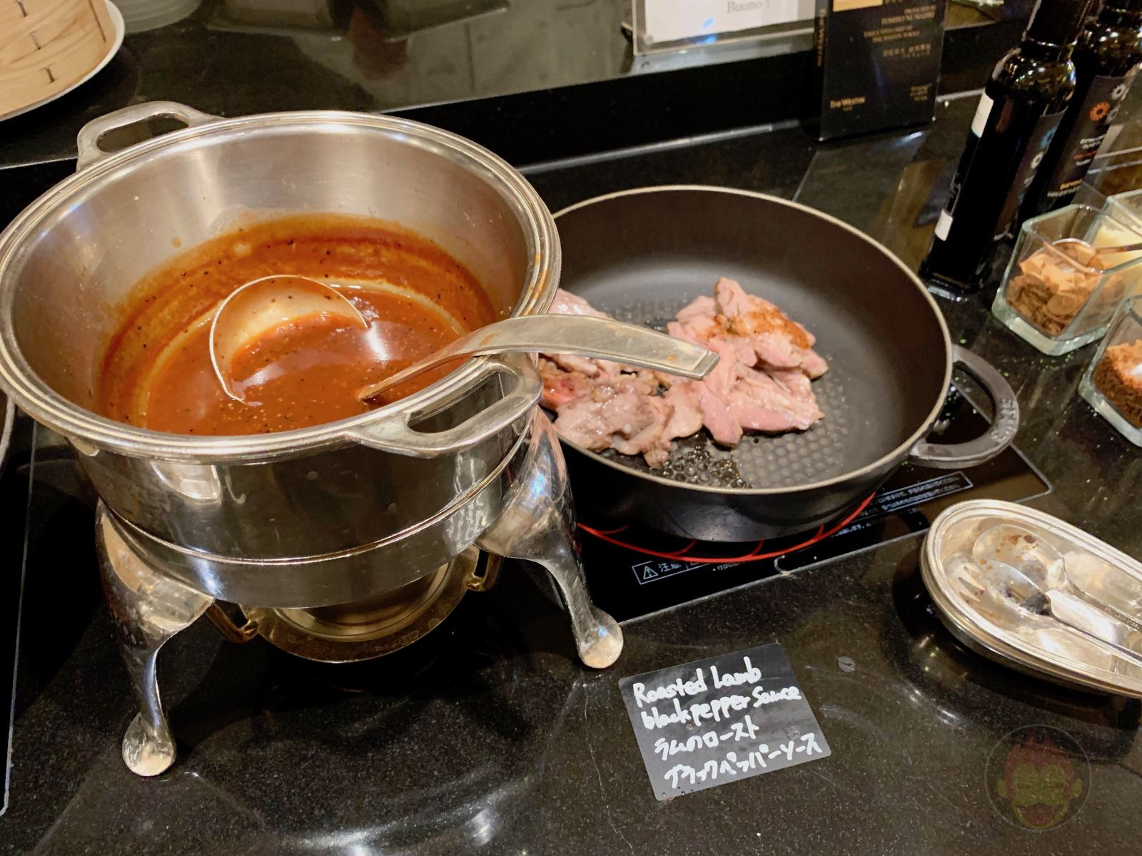 Westin tokyo theterrace lunch buffet 39