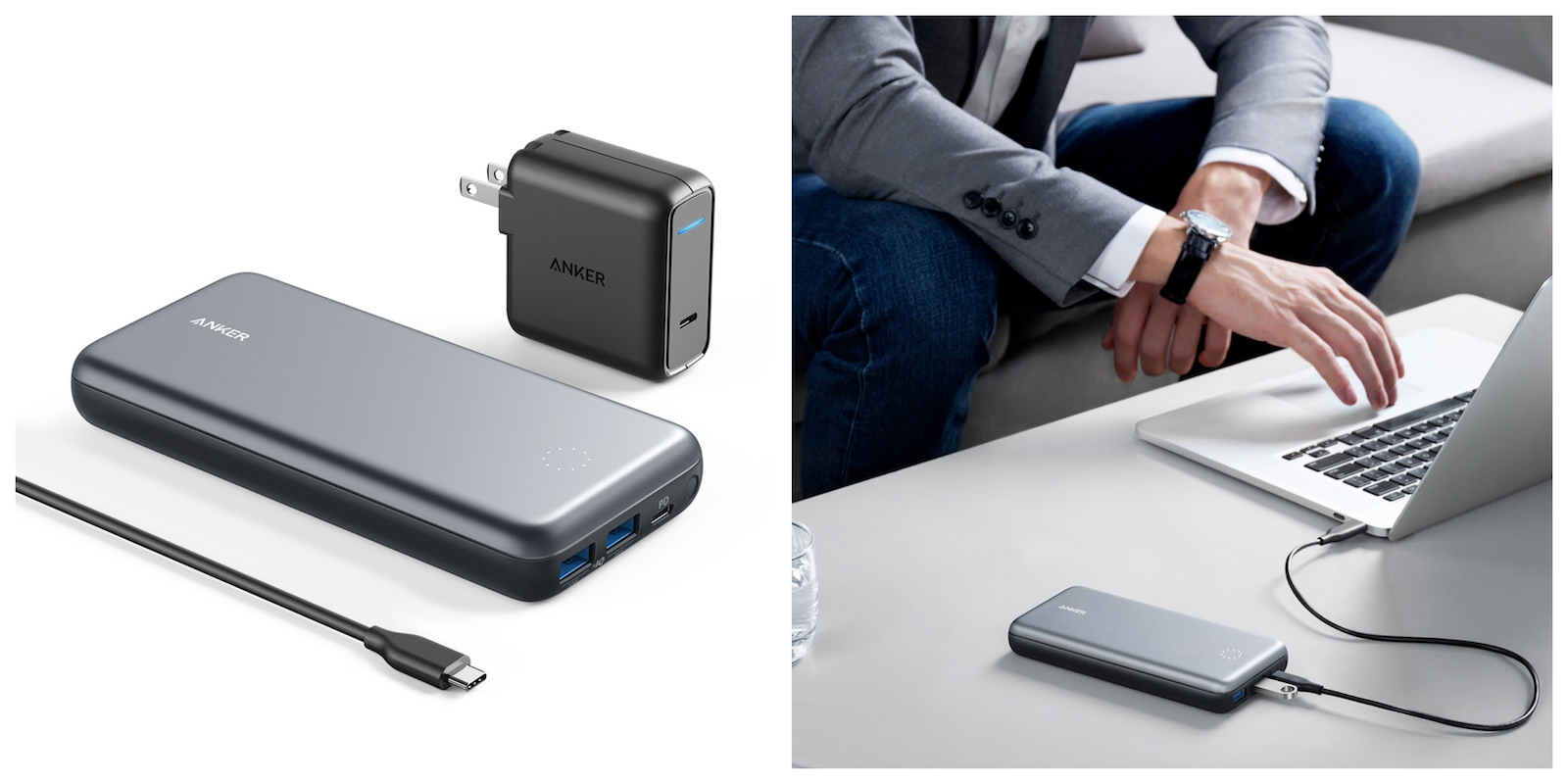 Anker PowerCore+19000 PD
