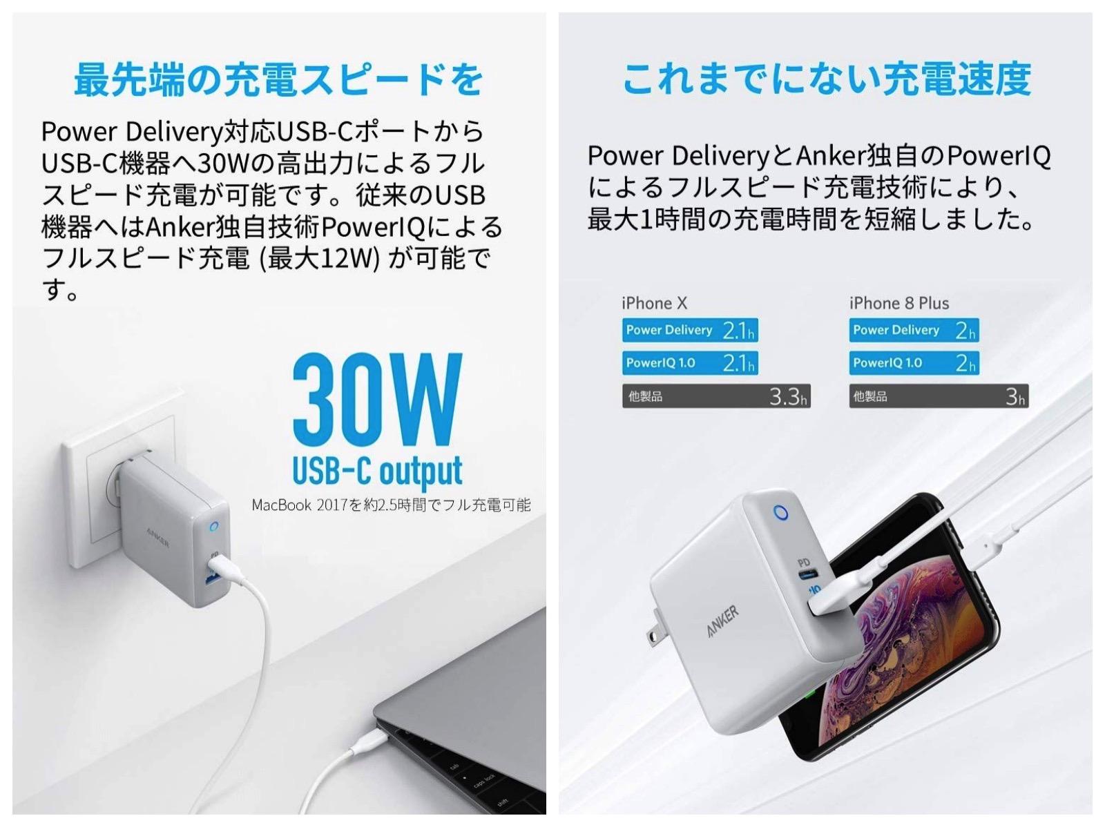 Anker PowerPort SpeedPlus Duo 2