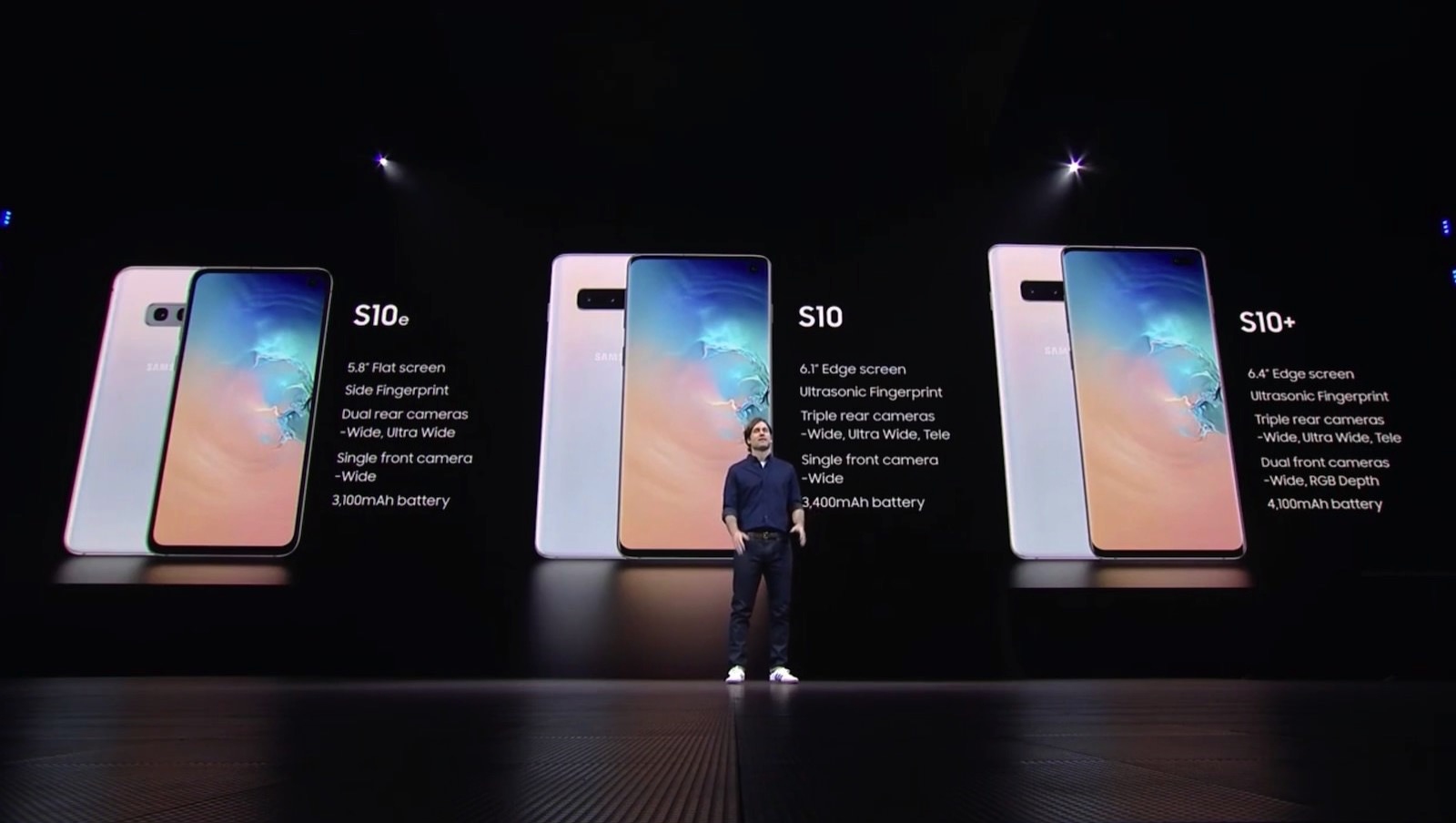 Galaxy S10 Series Official Release 16