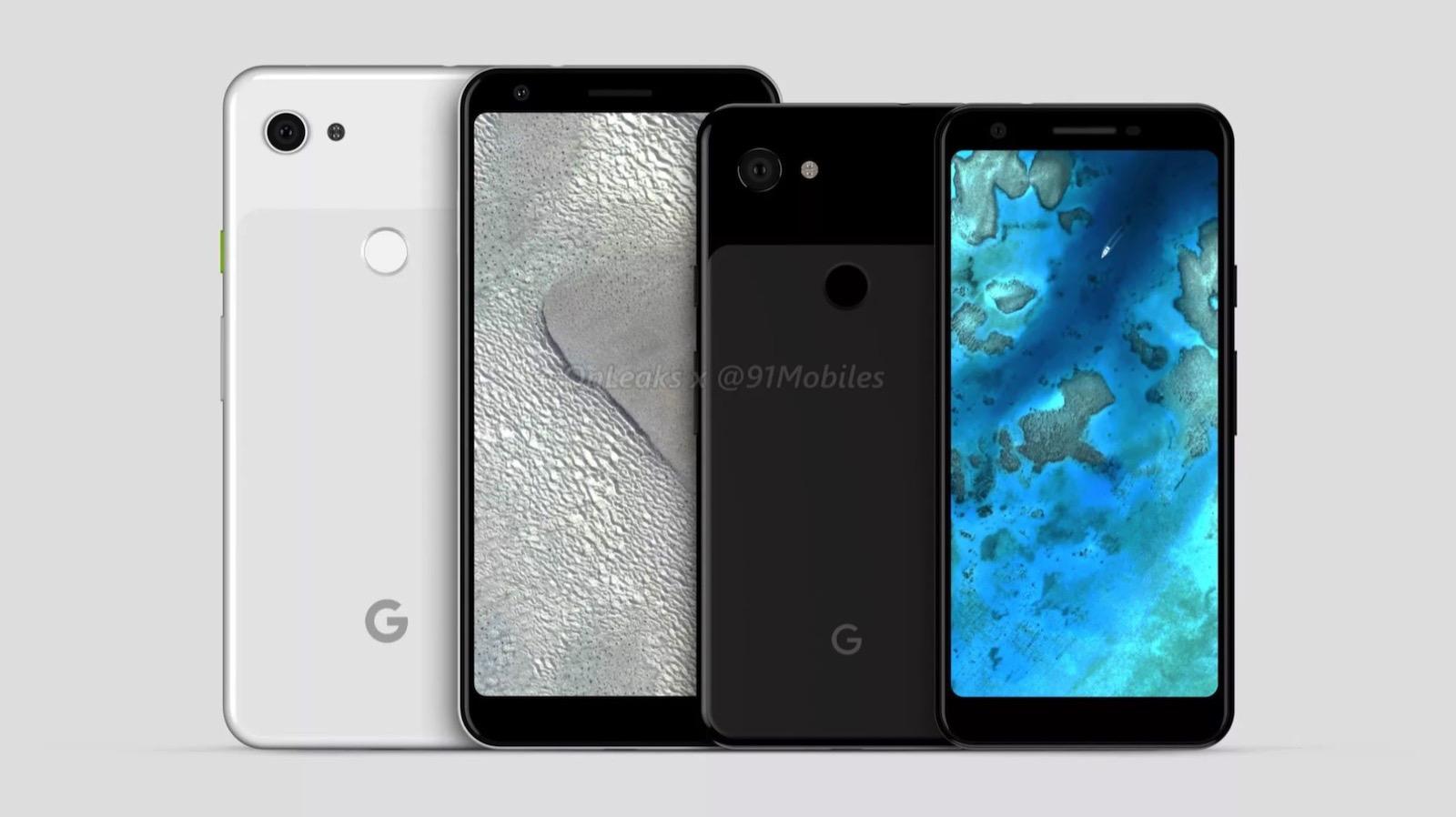 Google Pixel 3 Lite vs Pixel 3 Lite XL comparison 91mobiles